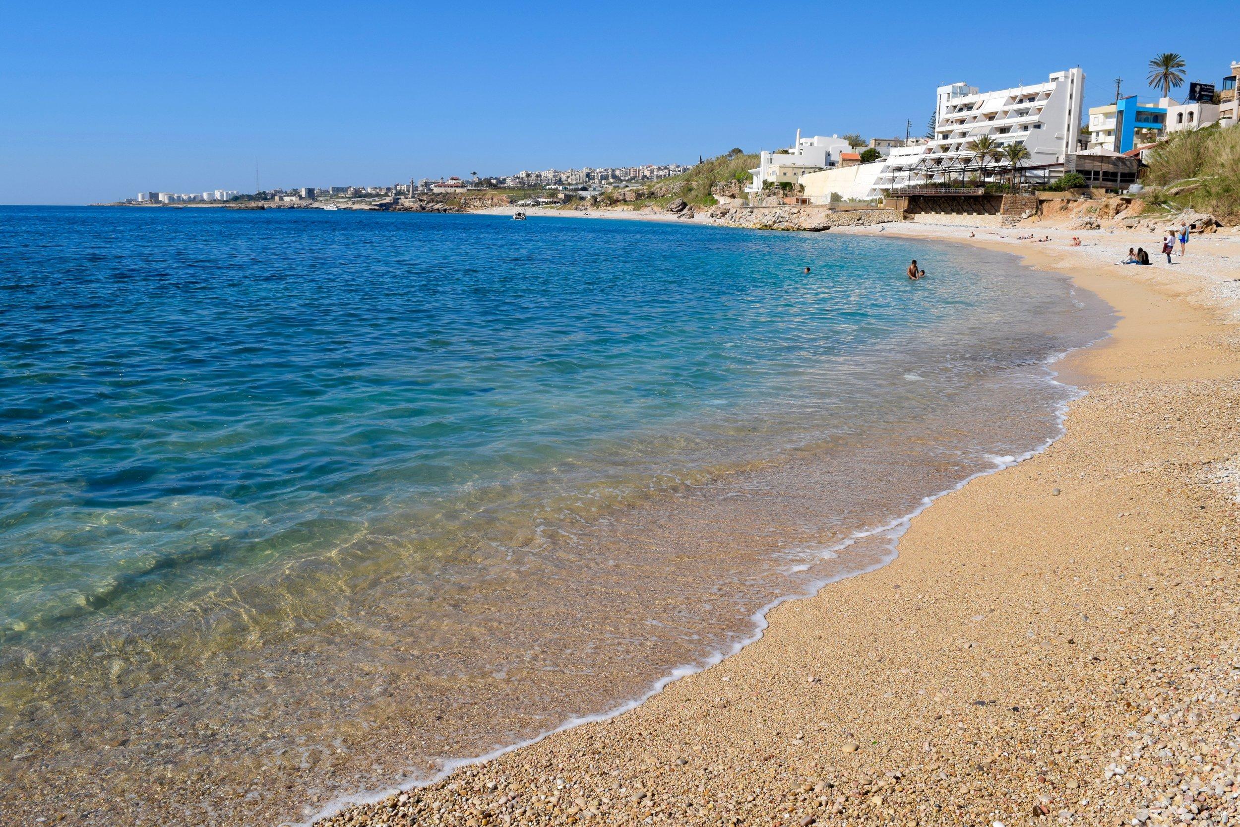 Playa de Biblos