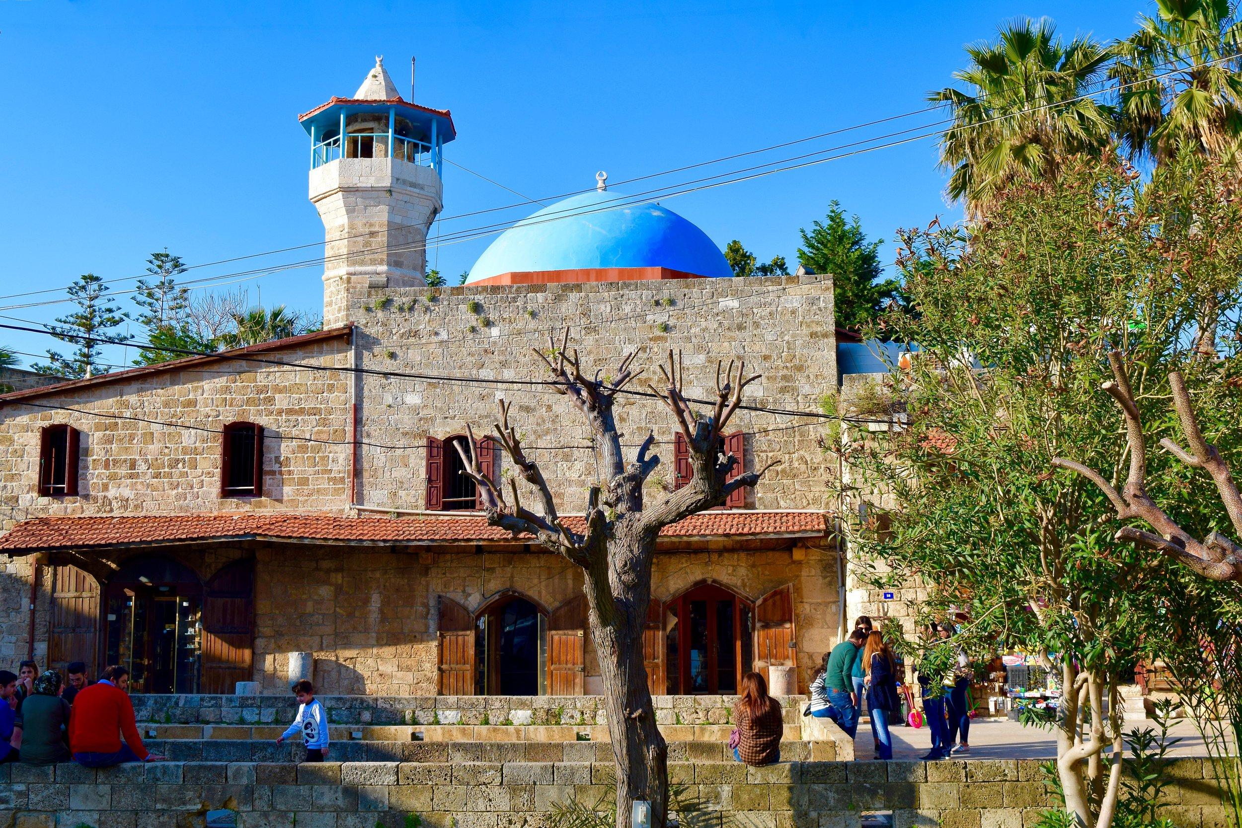 Mosque of the Sultan Abdul Majid
