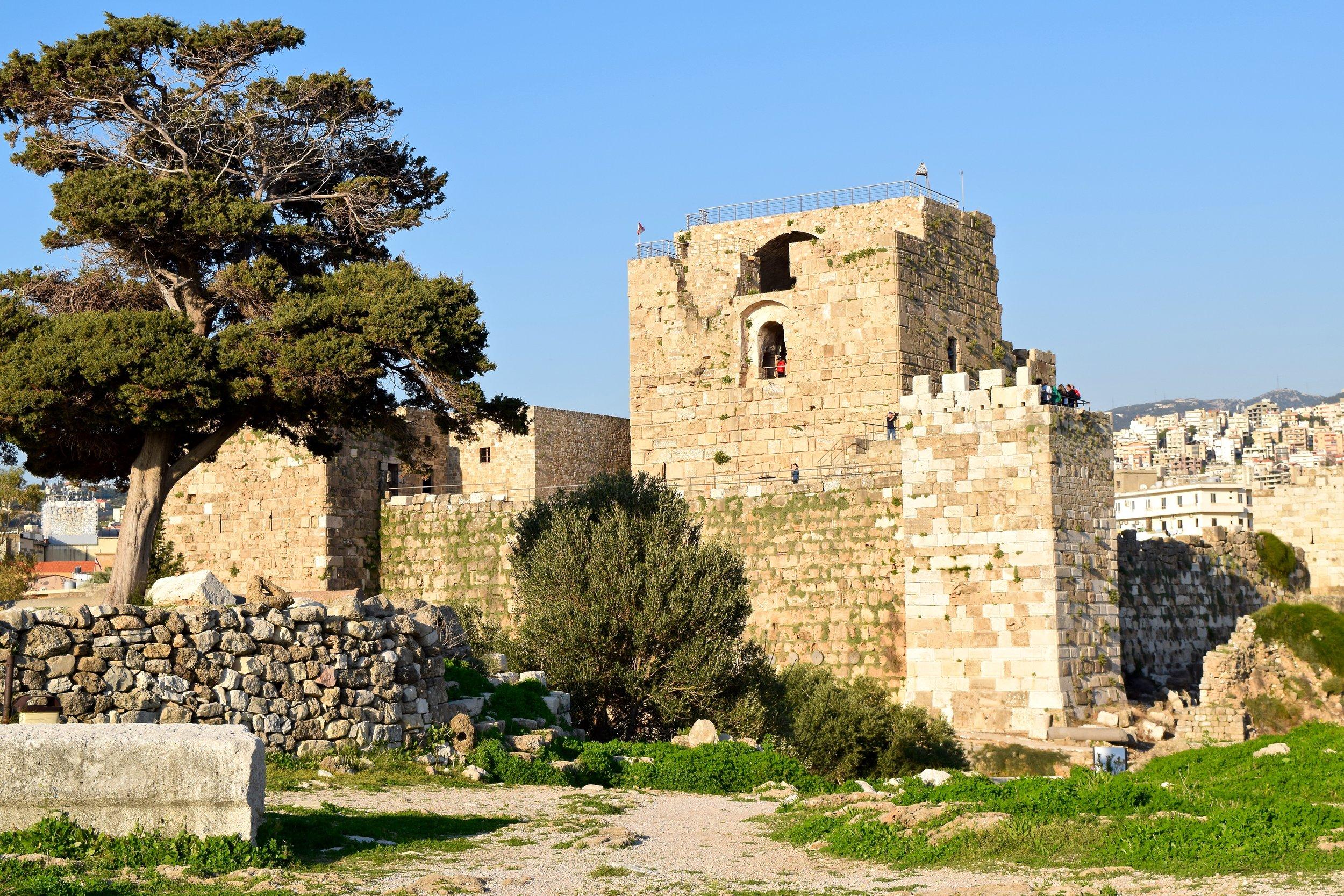 Castillo de Biblos