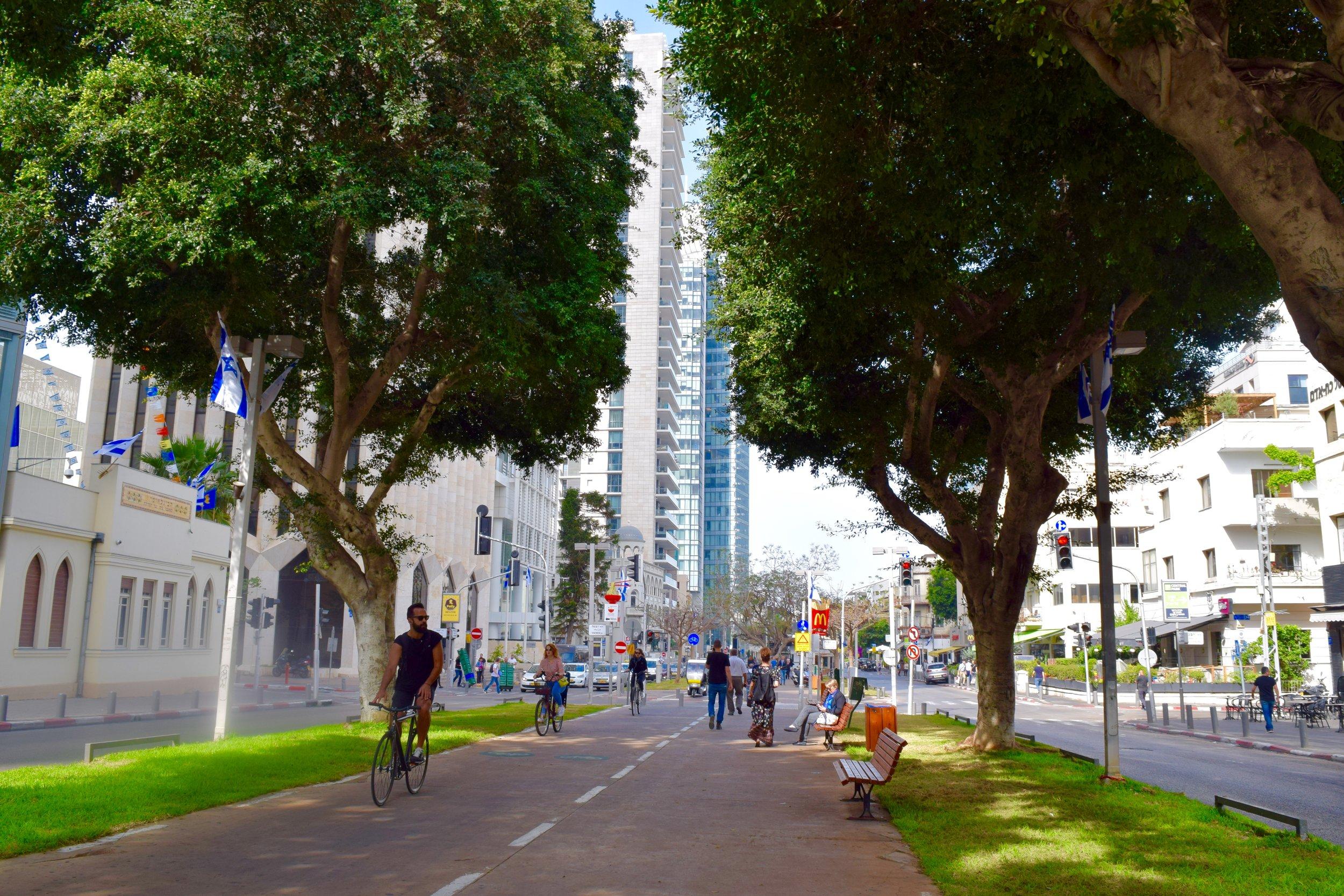 Rothschild Boulevard