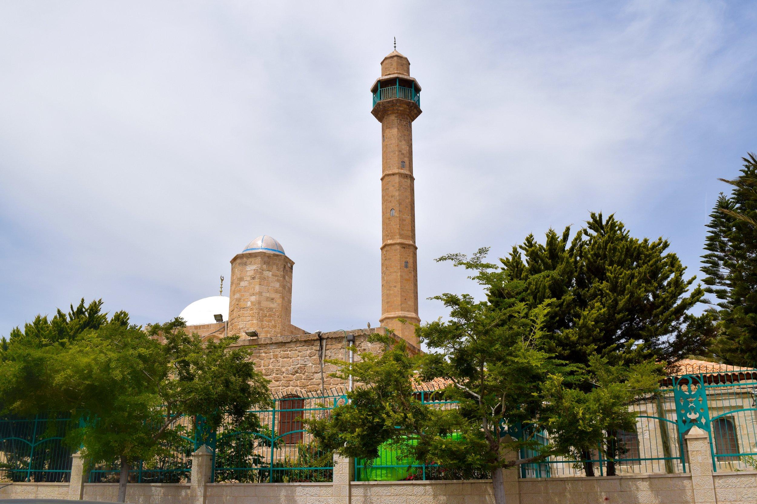 Mezquita de Hassan Bek
