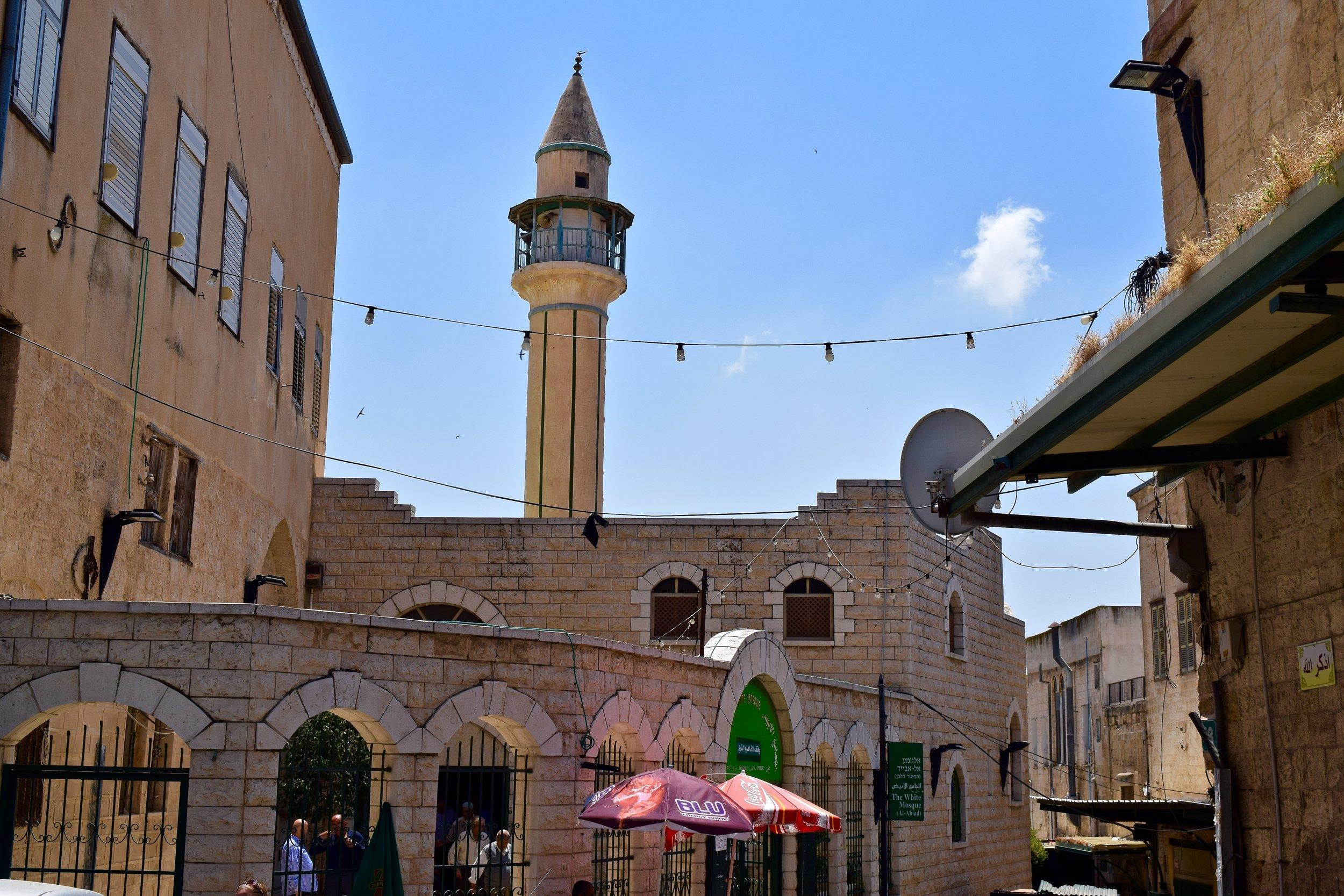 Mezquita Blanca