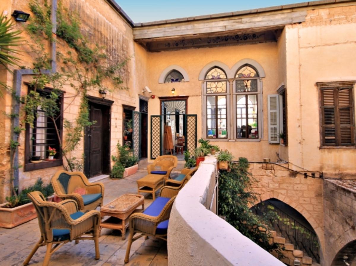 Fauzi Azar Inn Nazareth
