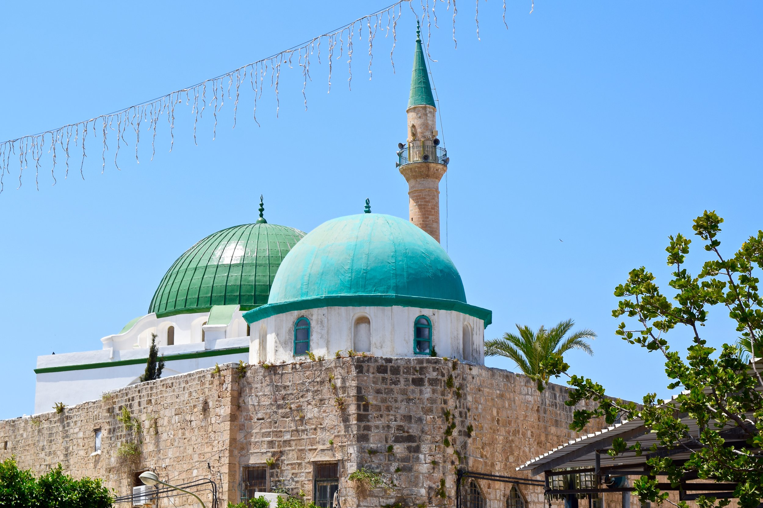 Old City of Acre & Ahmed el-Jazzar Mosque