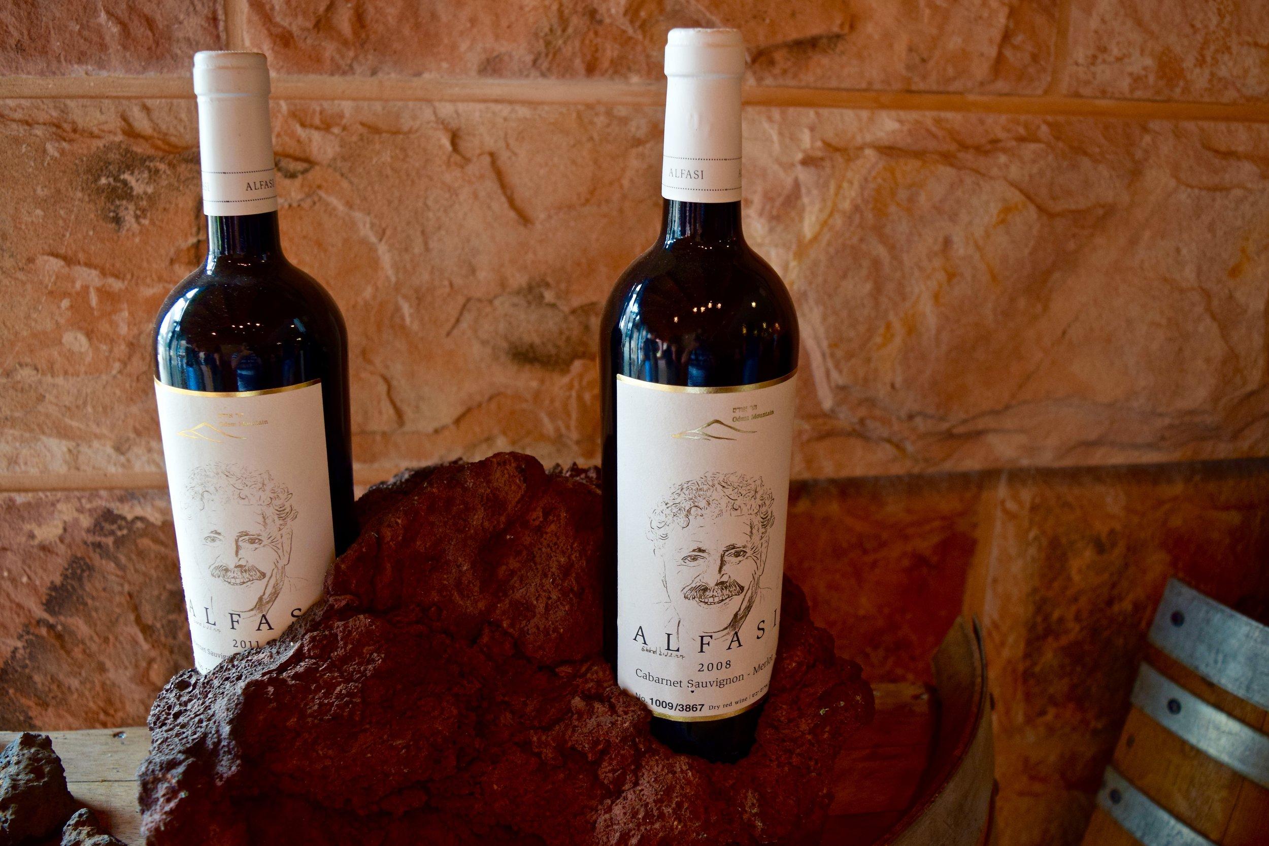 Alfasi Wine