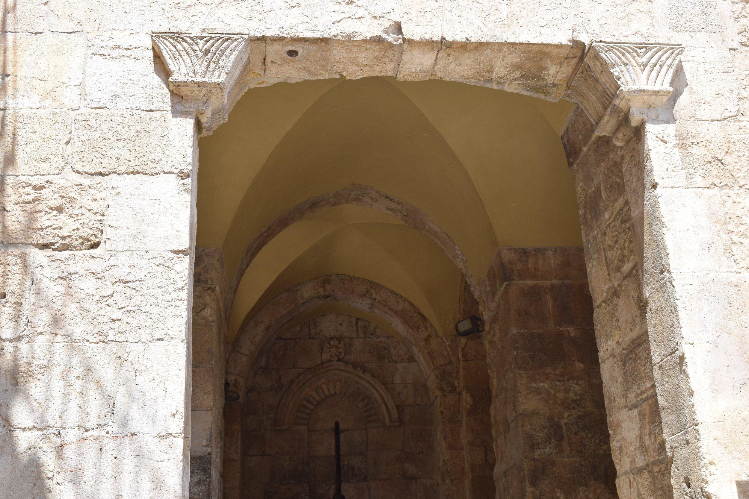 Puerta de Sión