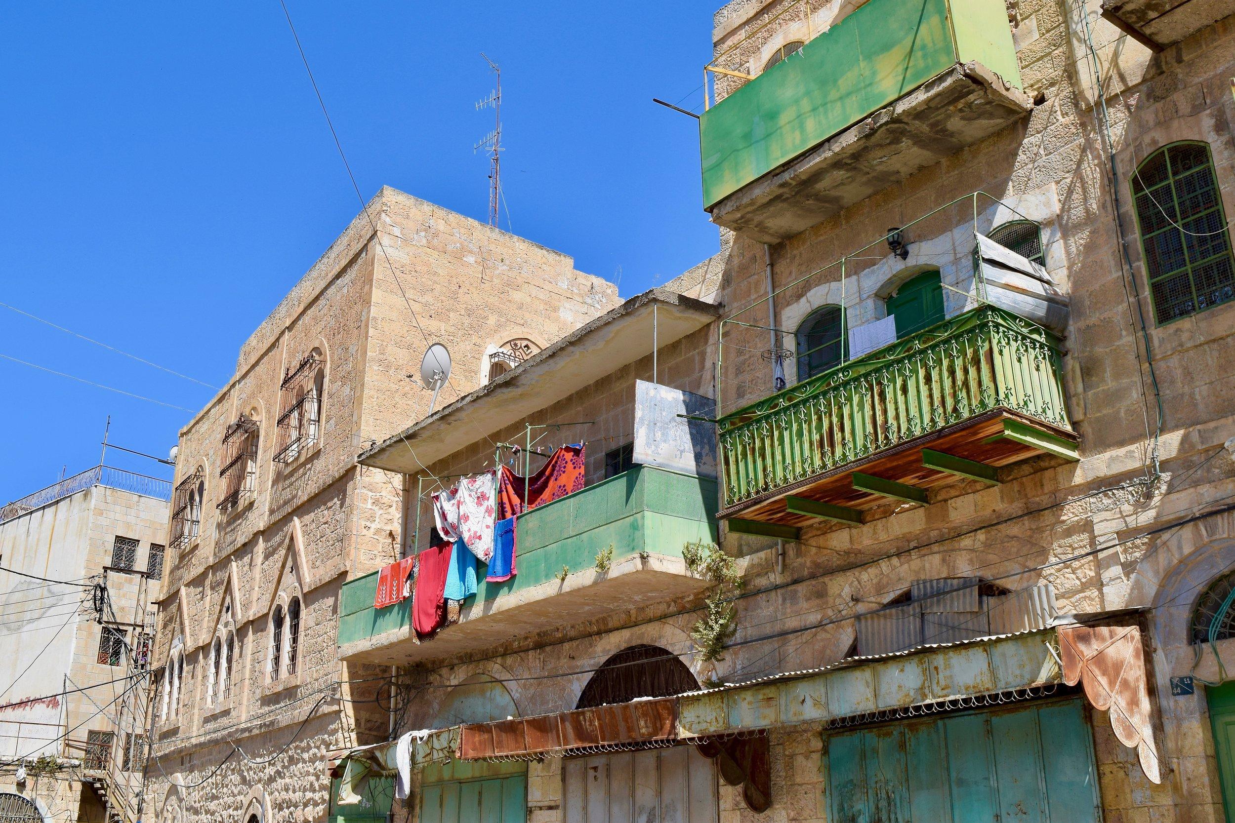 Street of Hebron, H2 zone