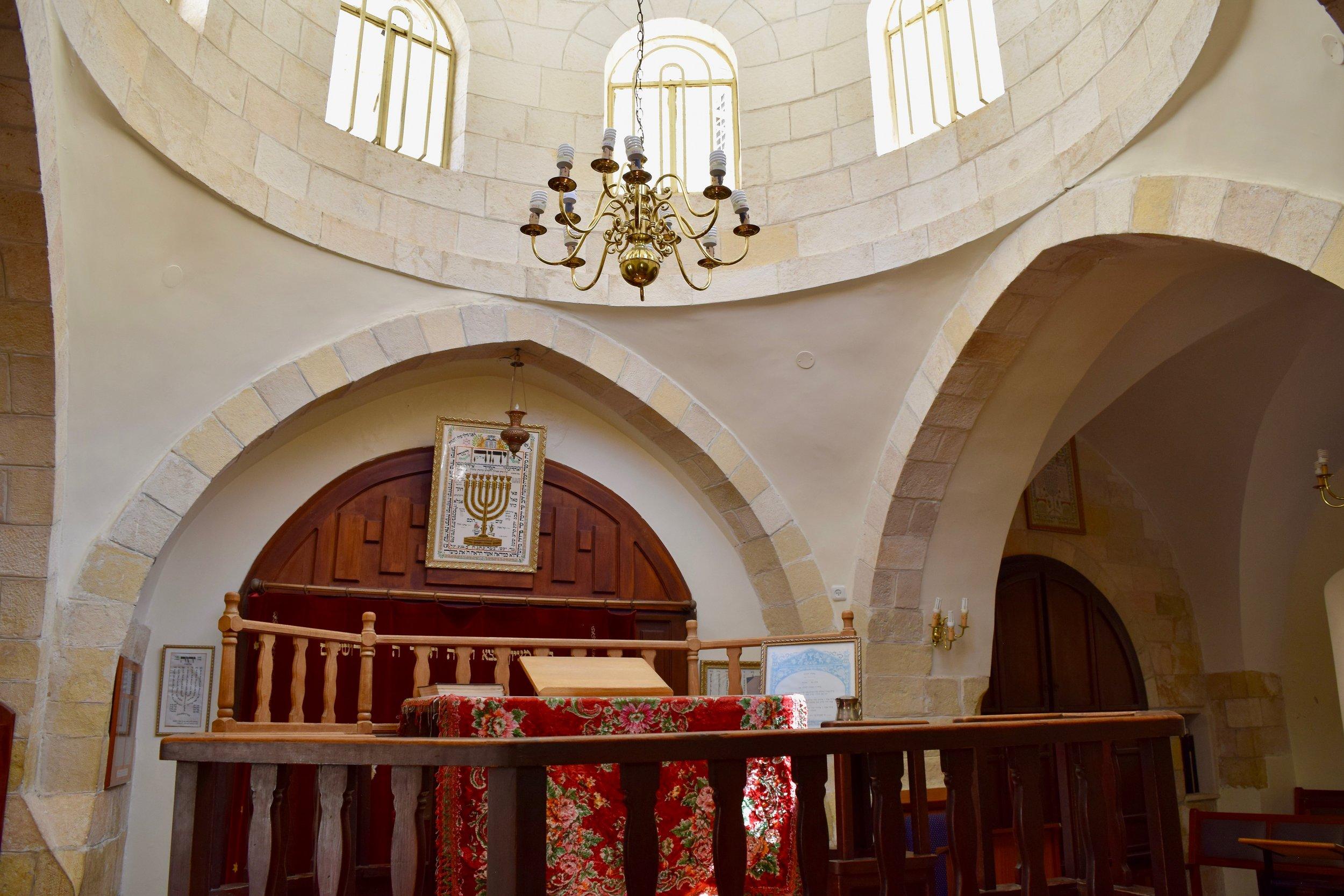 Avraham Avinu Synagogue, Hebron