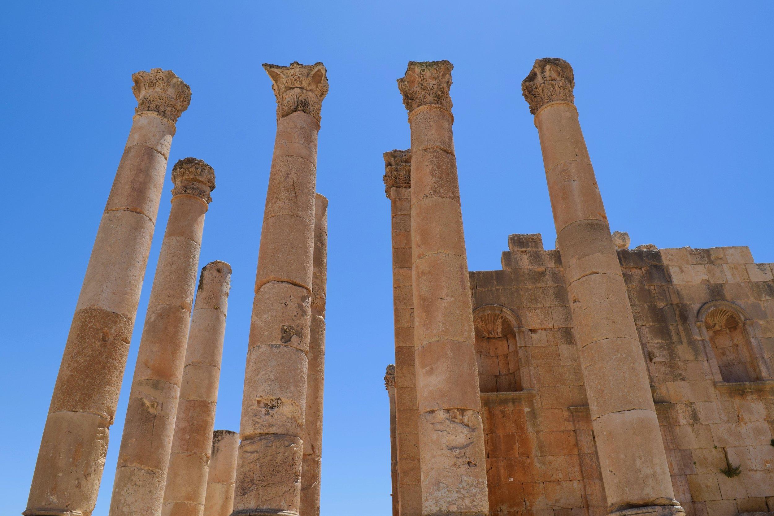 Great Temple or Zeus