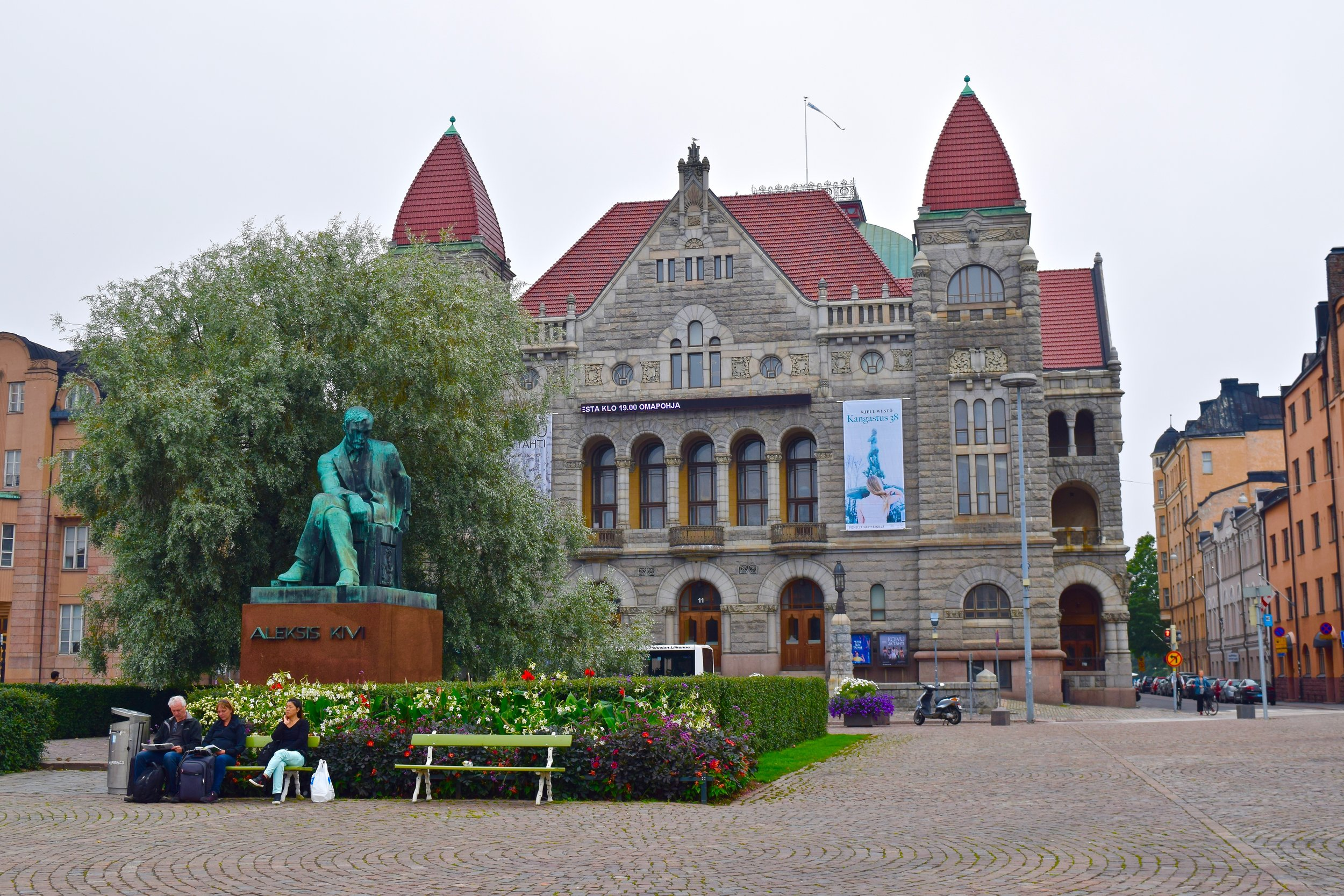 Teatro nacional finlandés