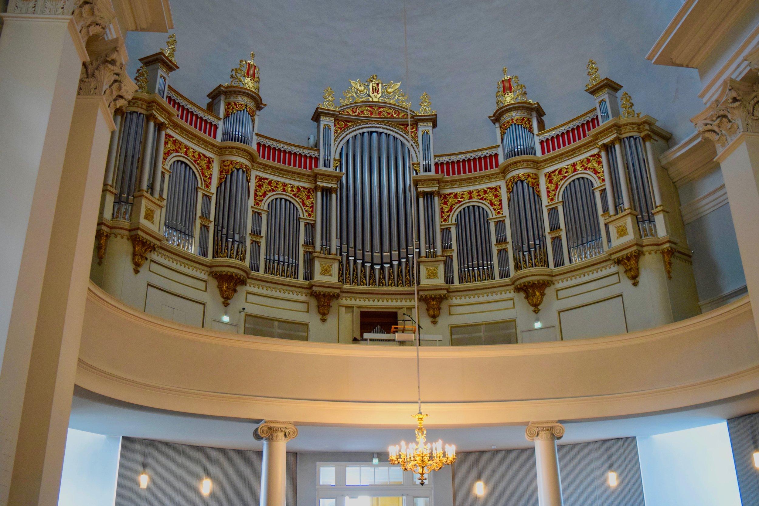 Cathedral's Organ