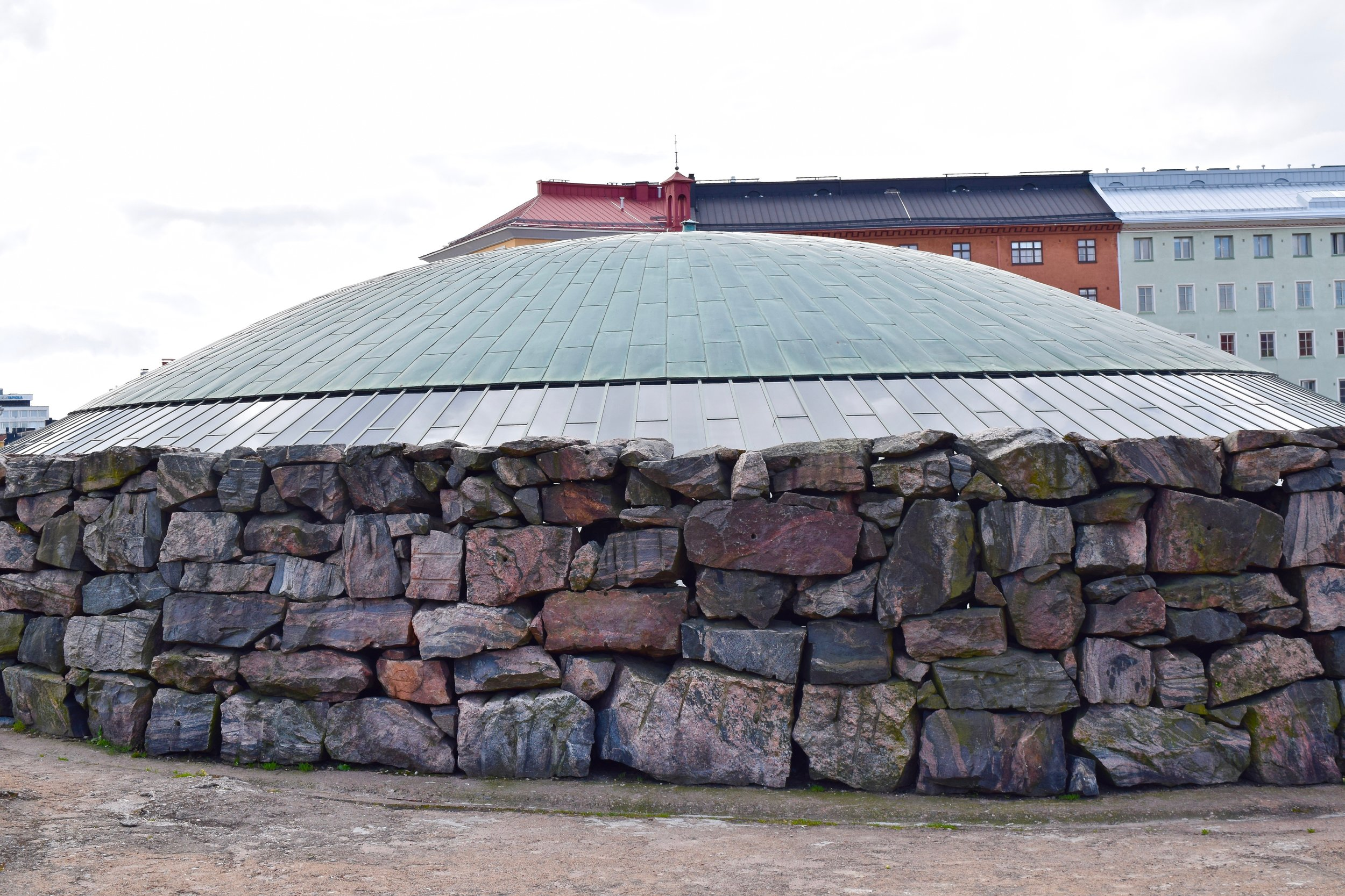 Iglesia de la roca