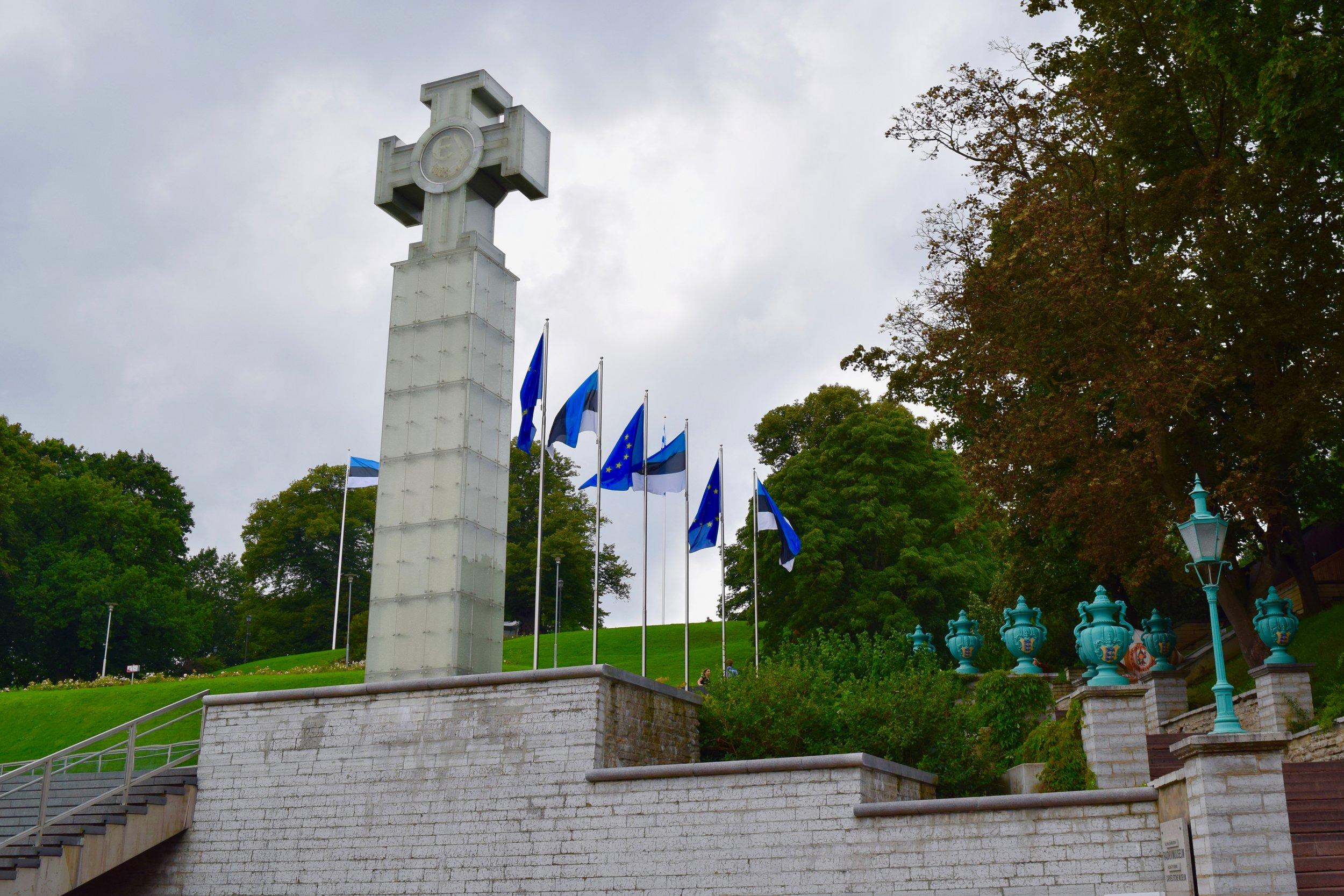 Monument to War of Independence