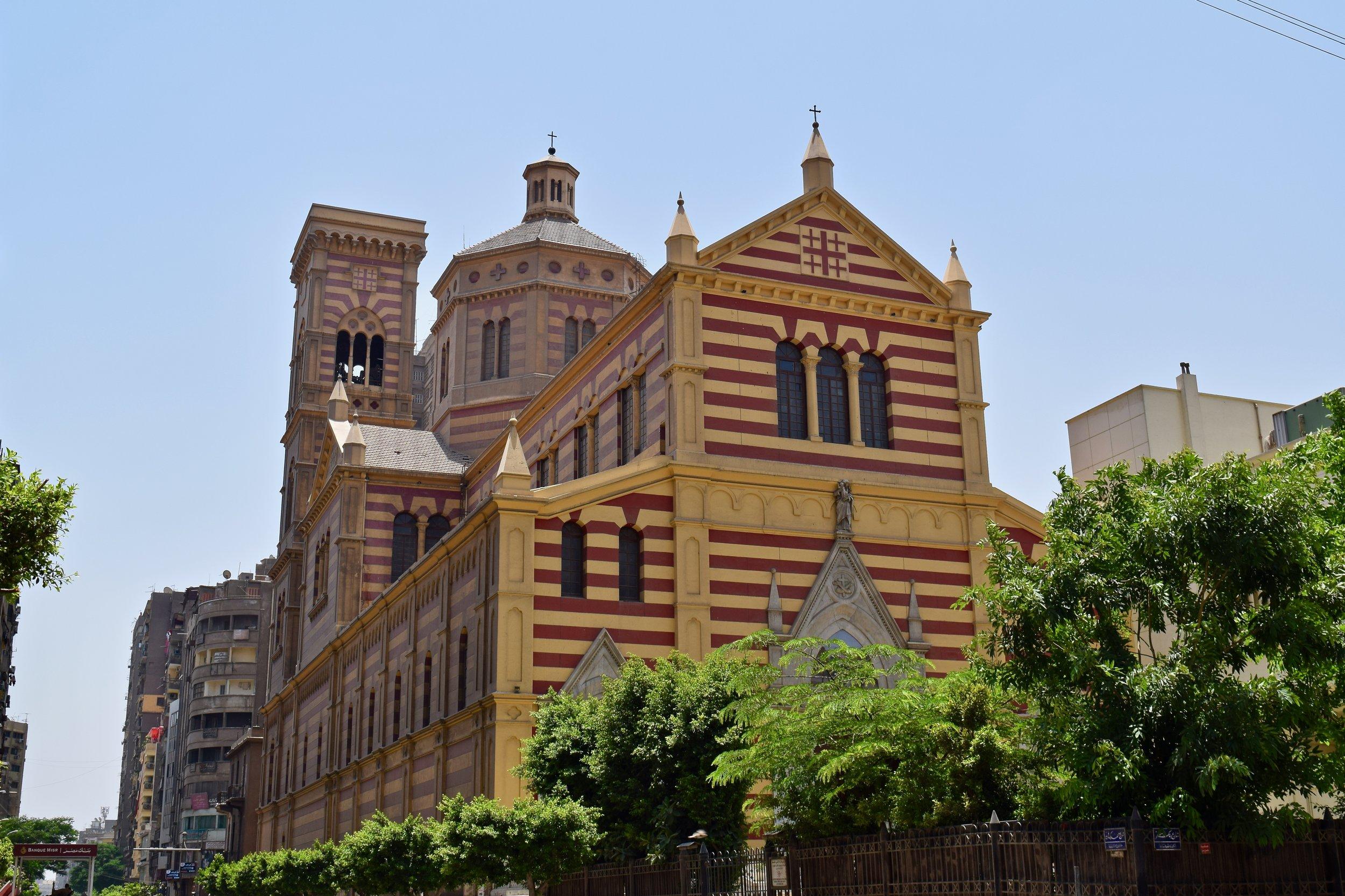 St. Joseph Catholic Cathedral
