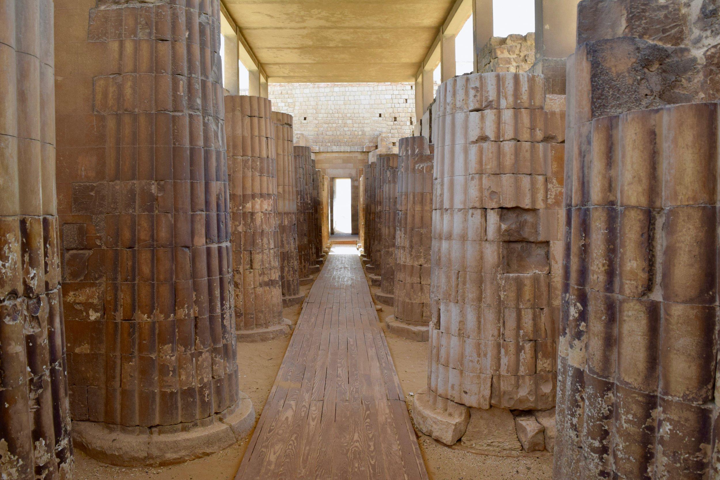Court of Columns