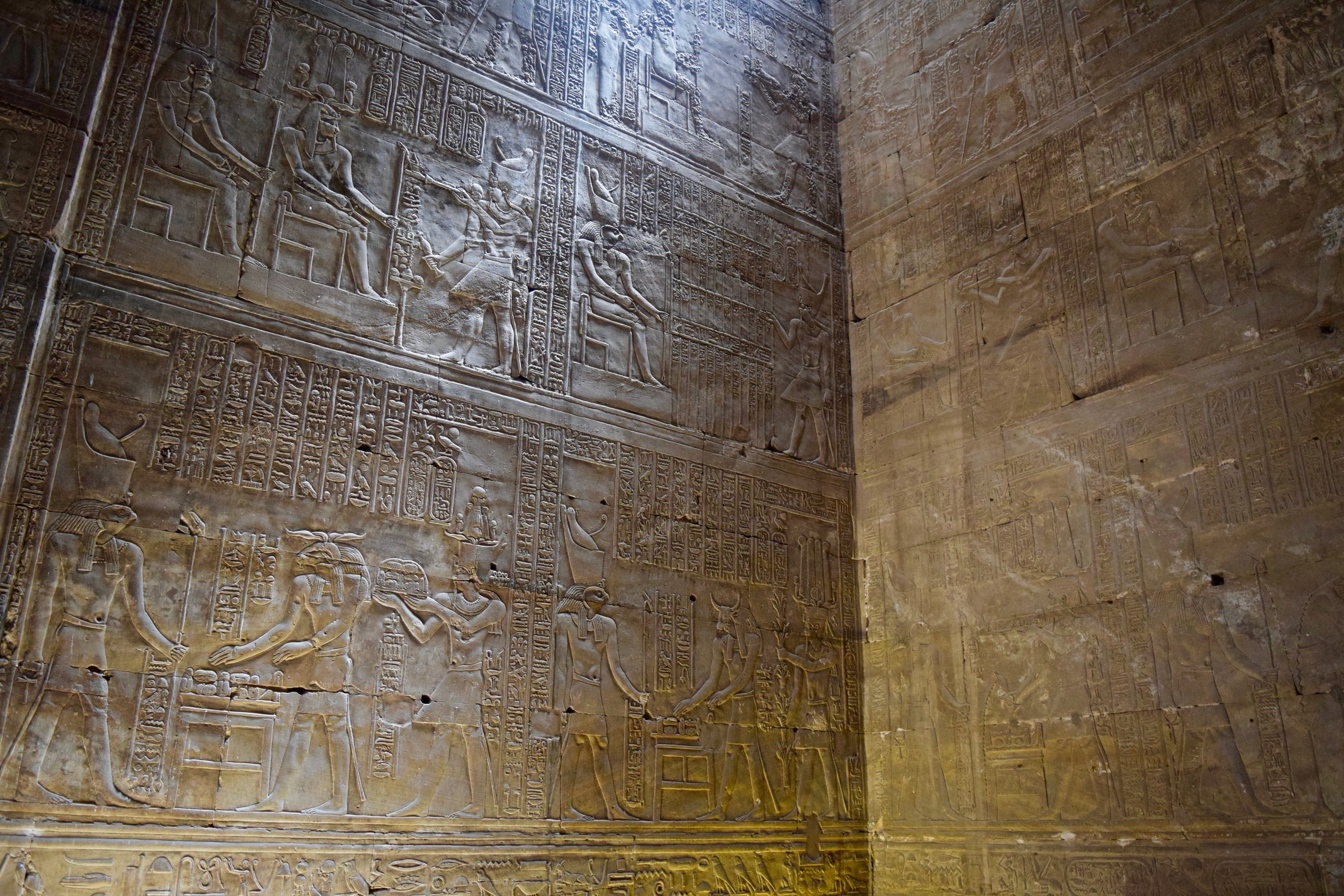 Sanctuary of God Horus