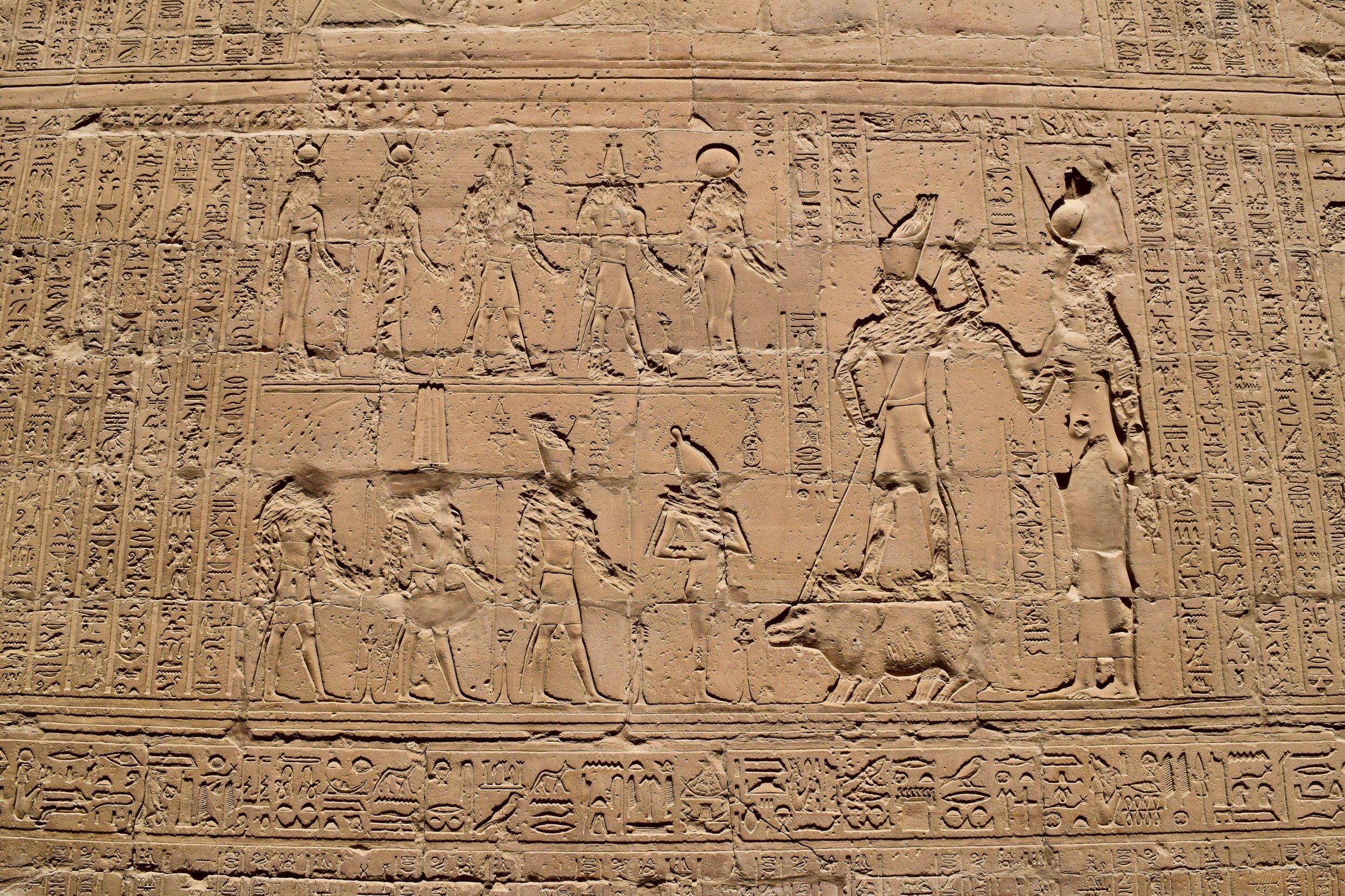Triumph of Horus over Seth