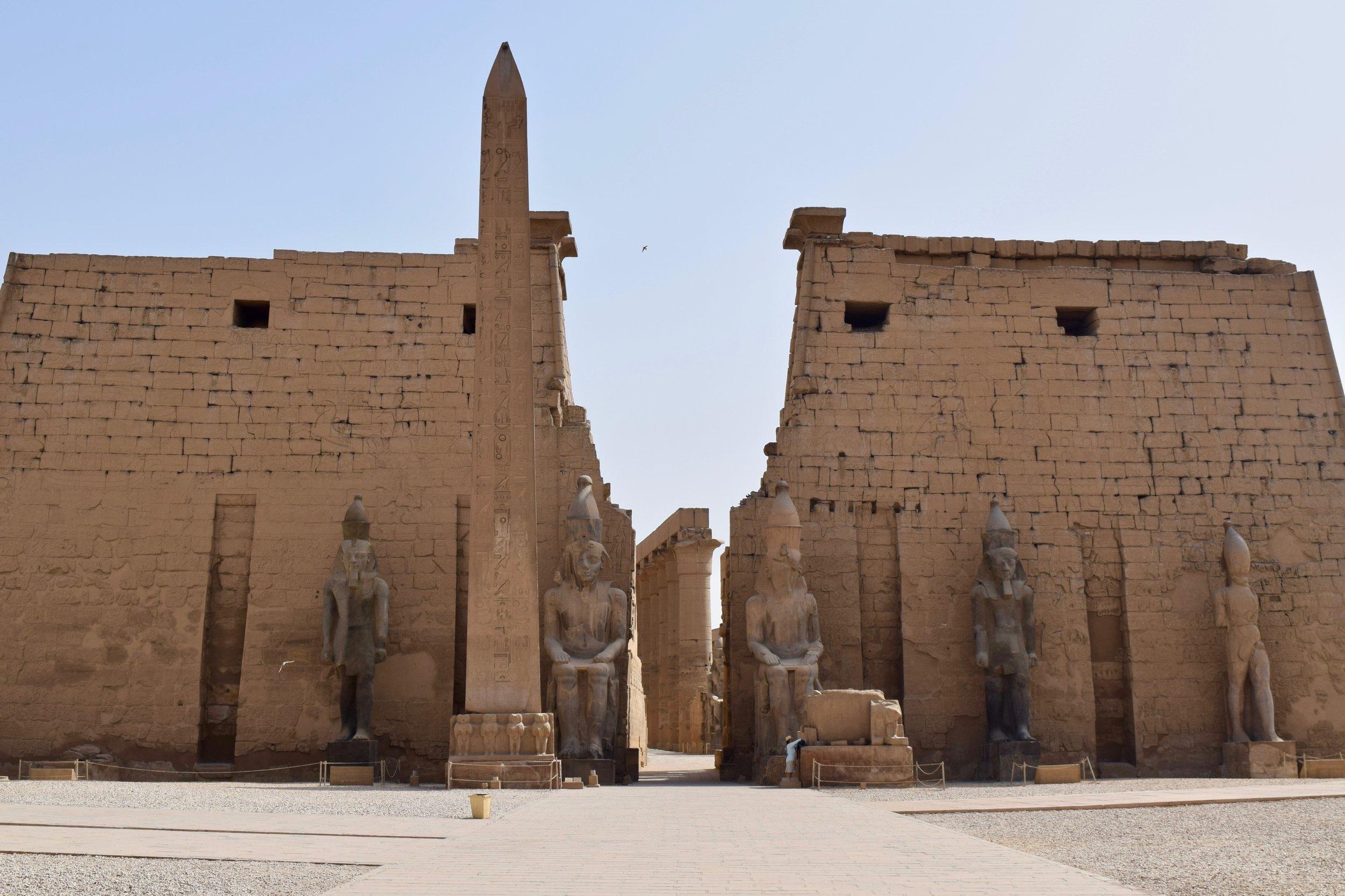Pylon of Rameses II