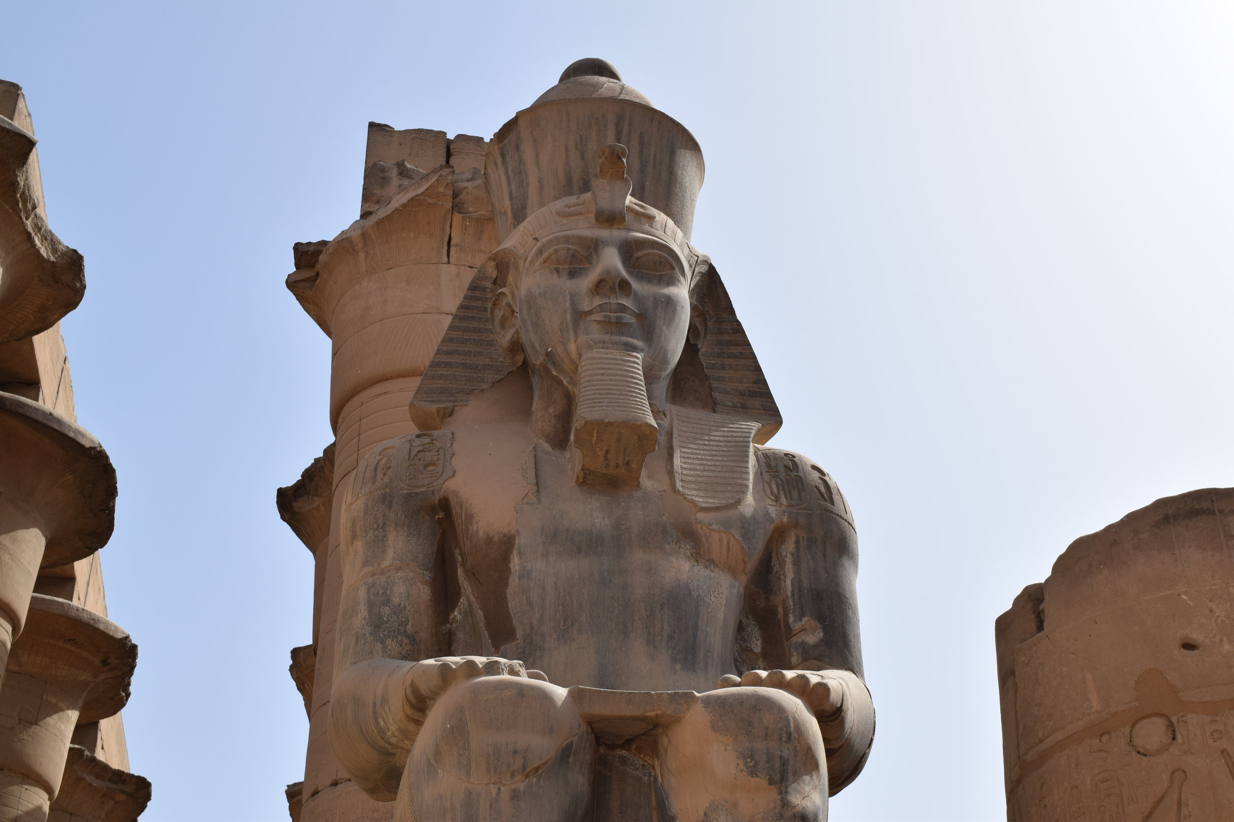 Statue of the Pharaoh