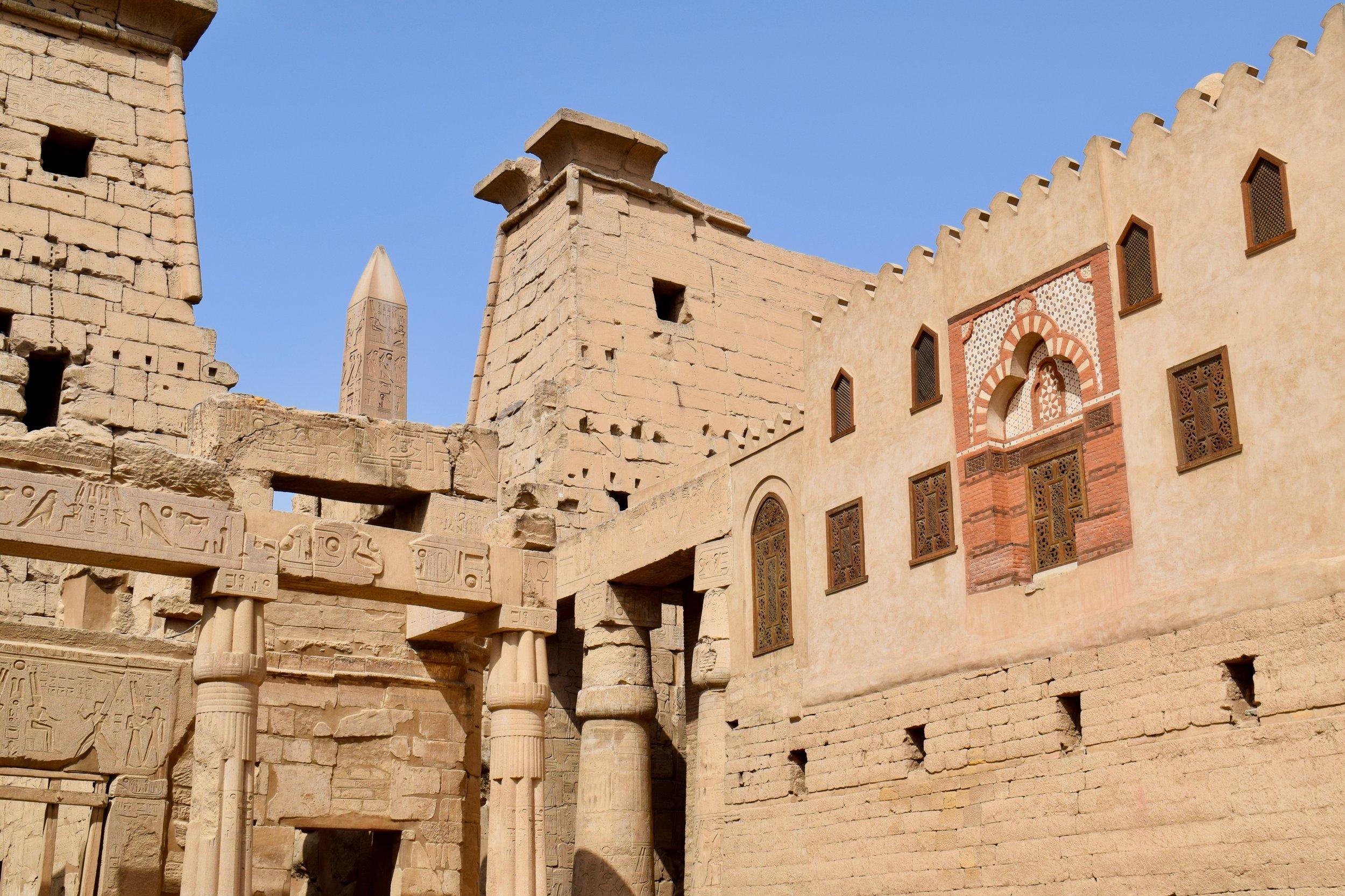 Mosque of Abu El-Haggag