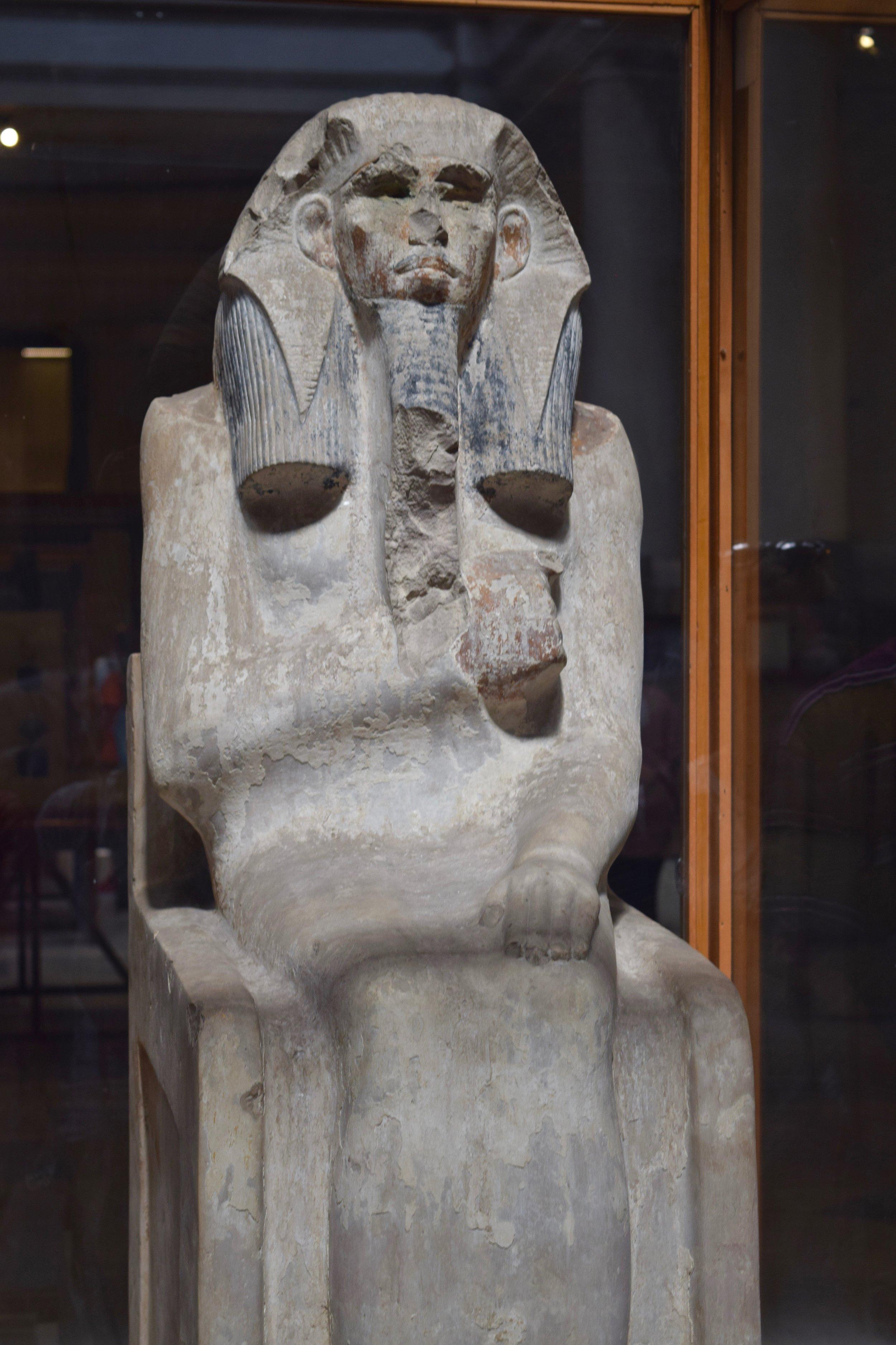 Statue of Zoser