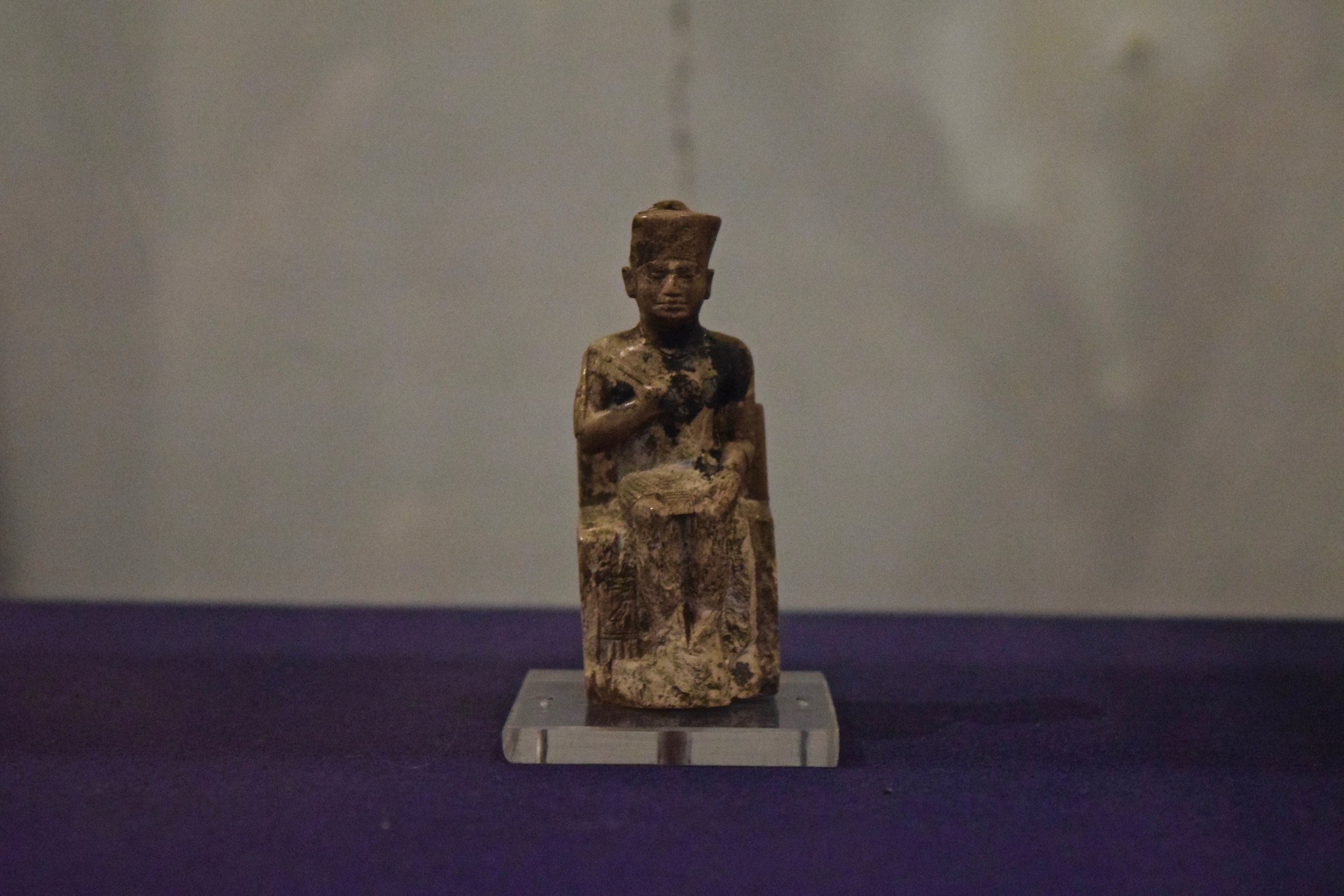 Statuette of King Cheops