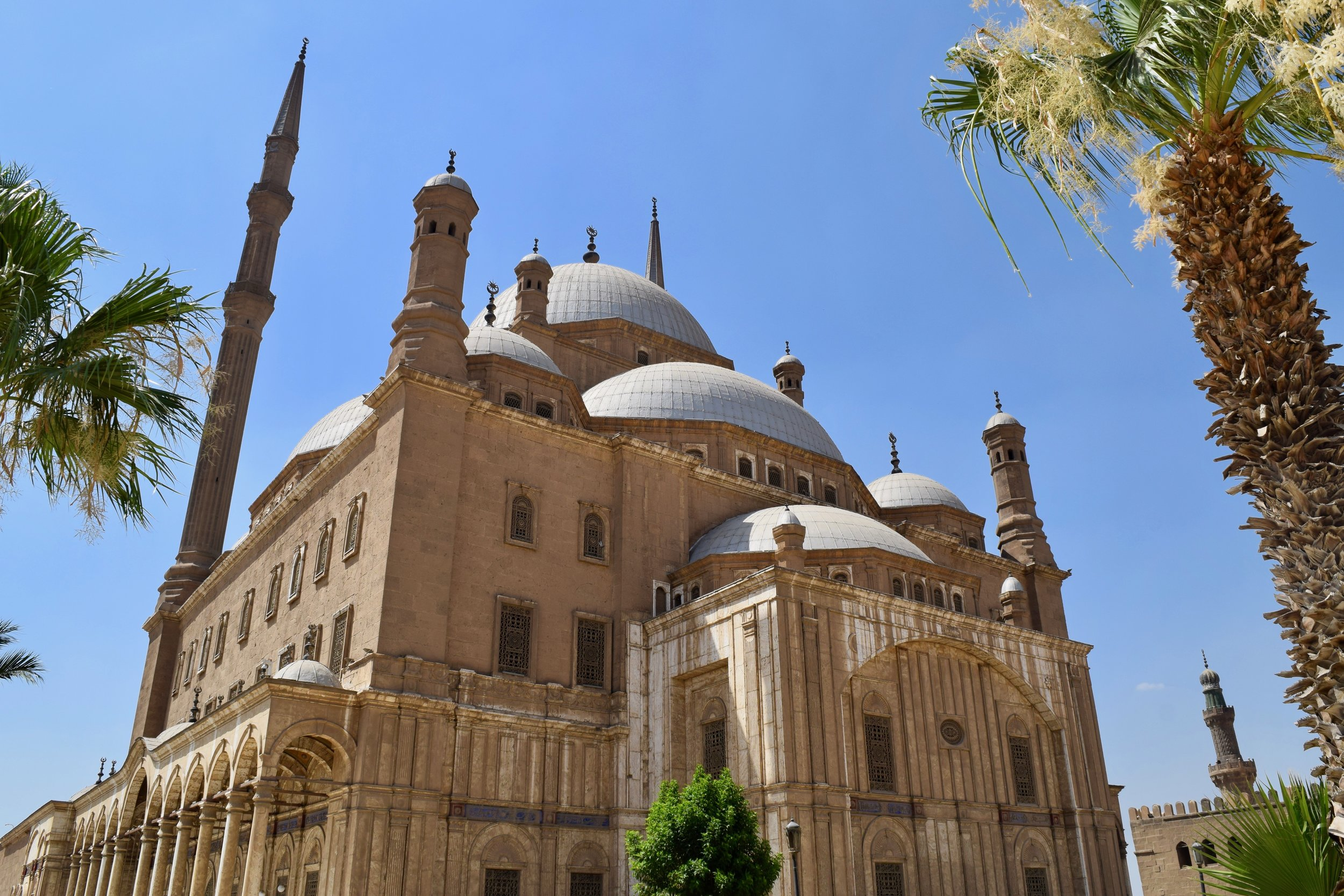 Great Mosque of Muhammad Ali Pasha