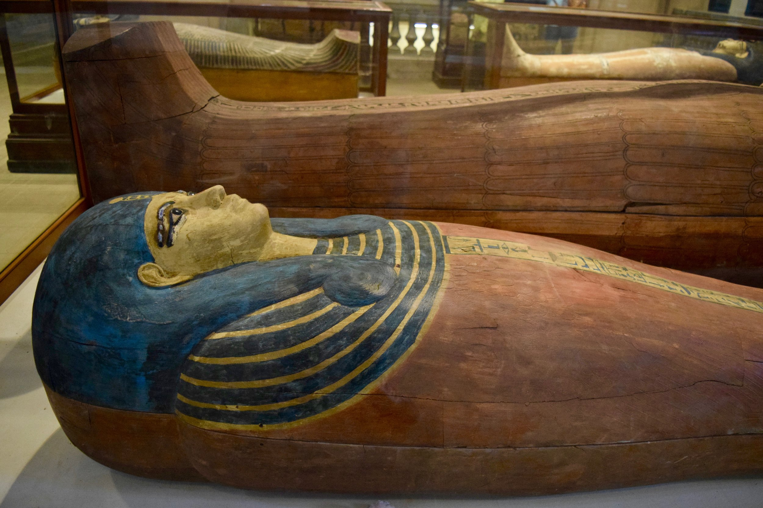 Mummy Egyptian Museum Cairo