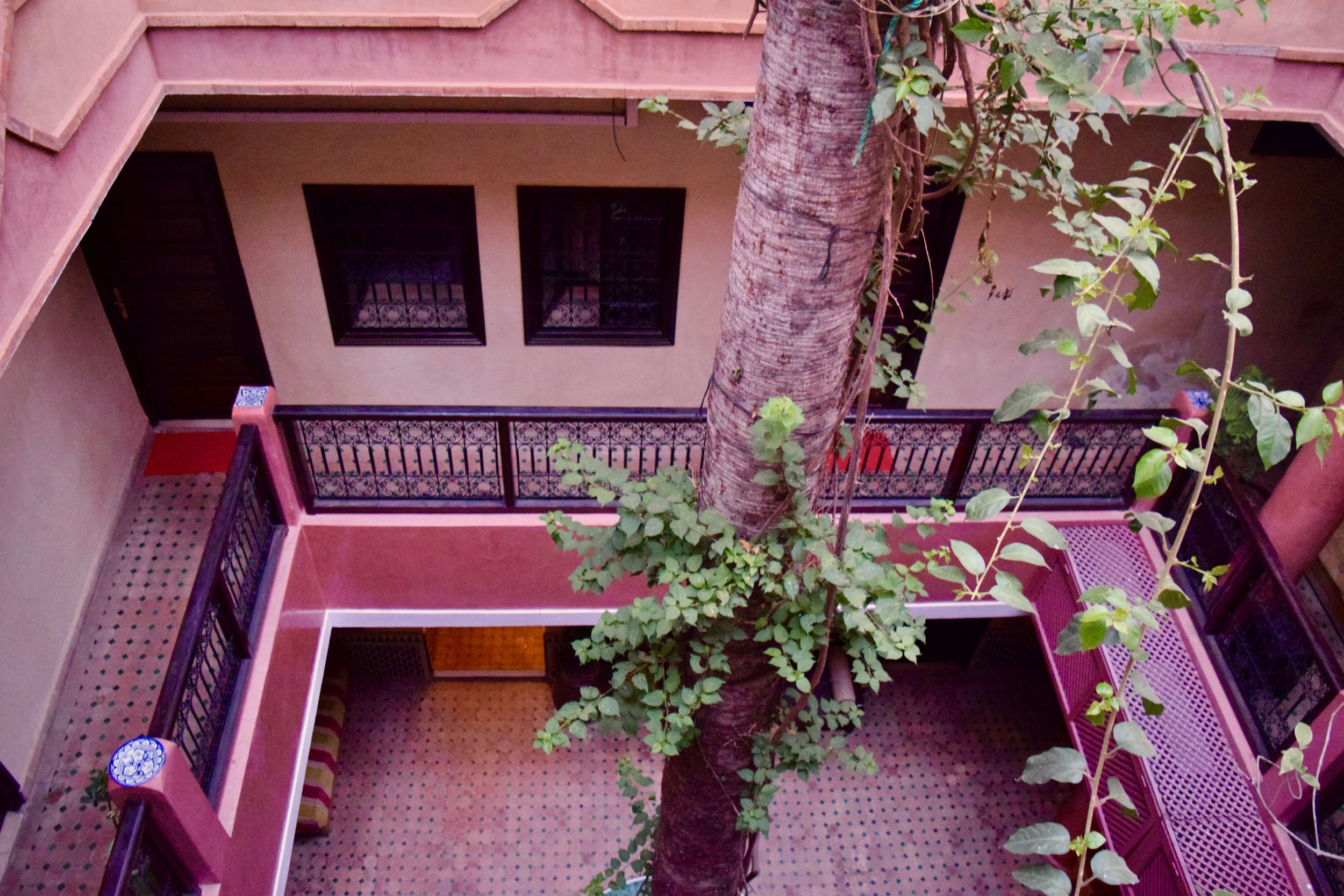 Hotel Cecil Marrakech