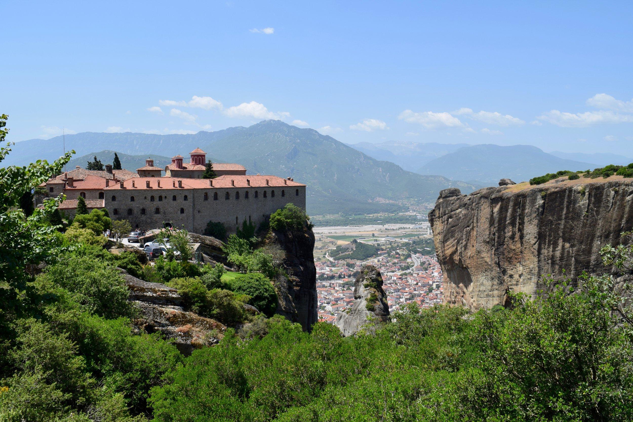 St. Stefanos Monastery
