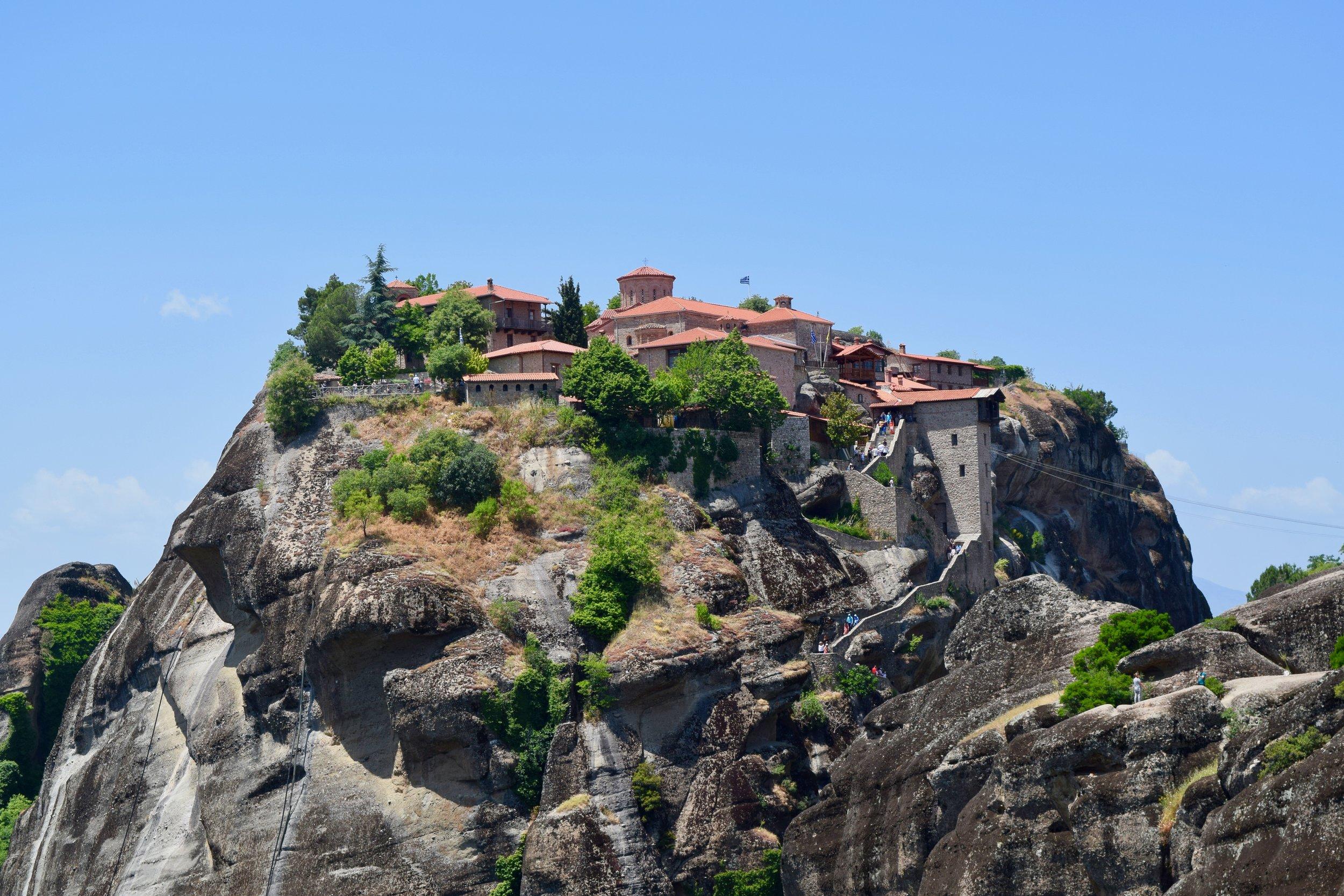 Megalo Meteoro Monastery