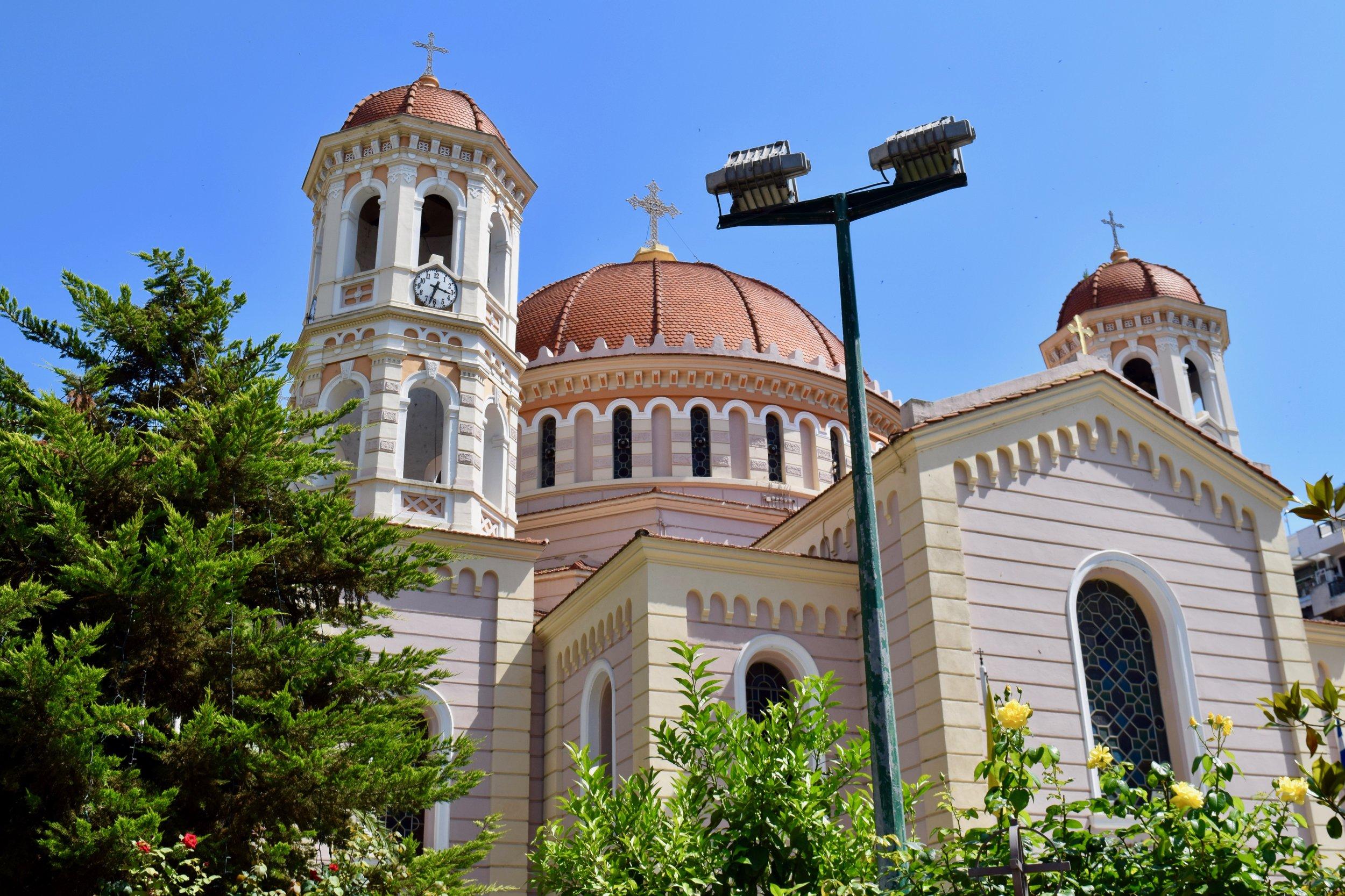 Metropolitan Cathedral of St. Gregory Palamas