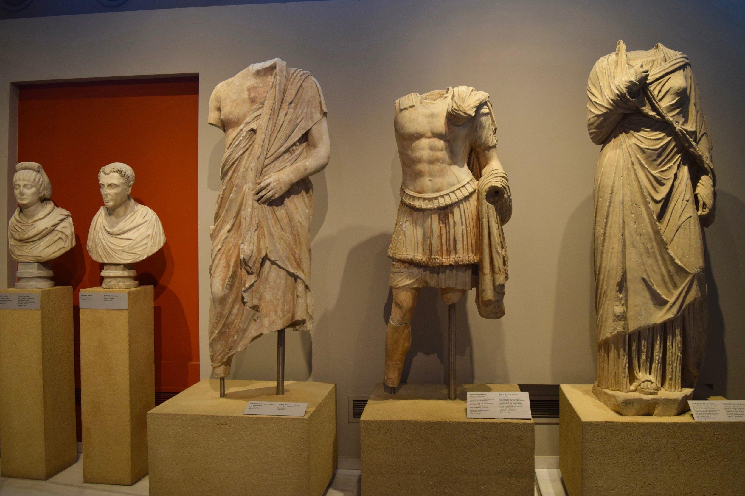 Kingdom of Macedonia exhibition hall