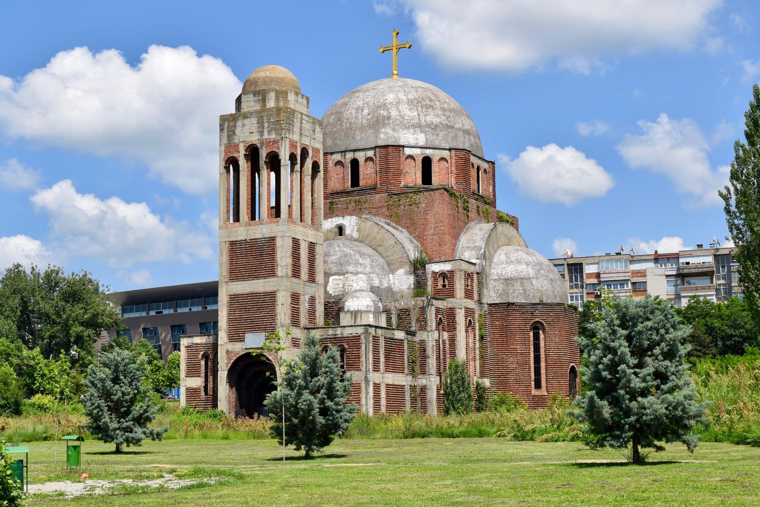 Christ the Saviour Serbian Orthodox Cathedral