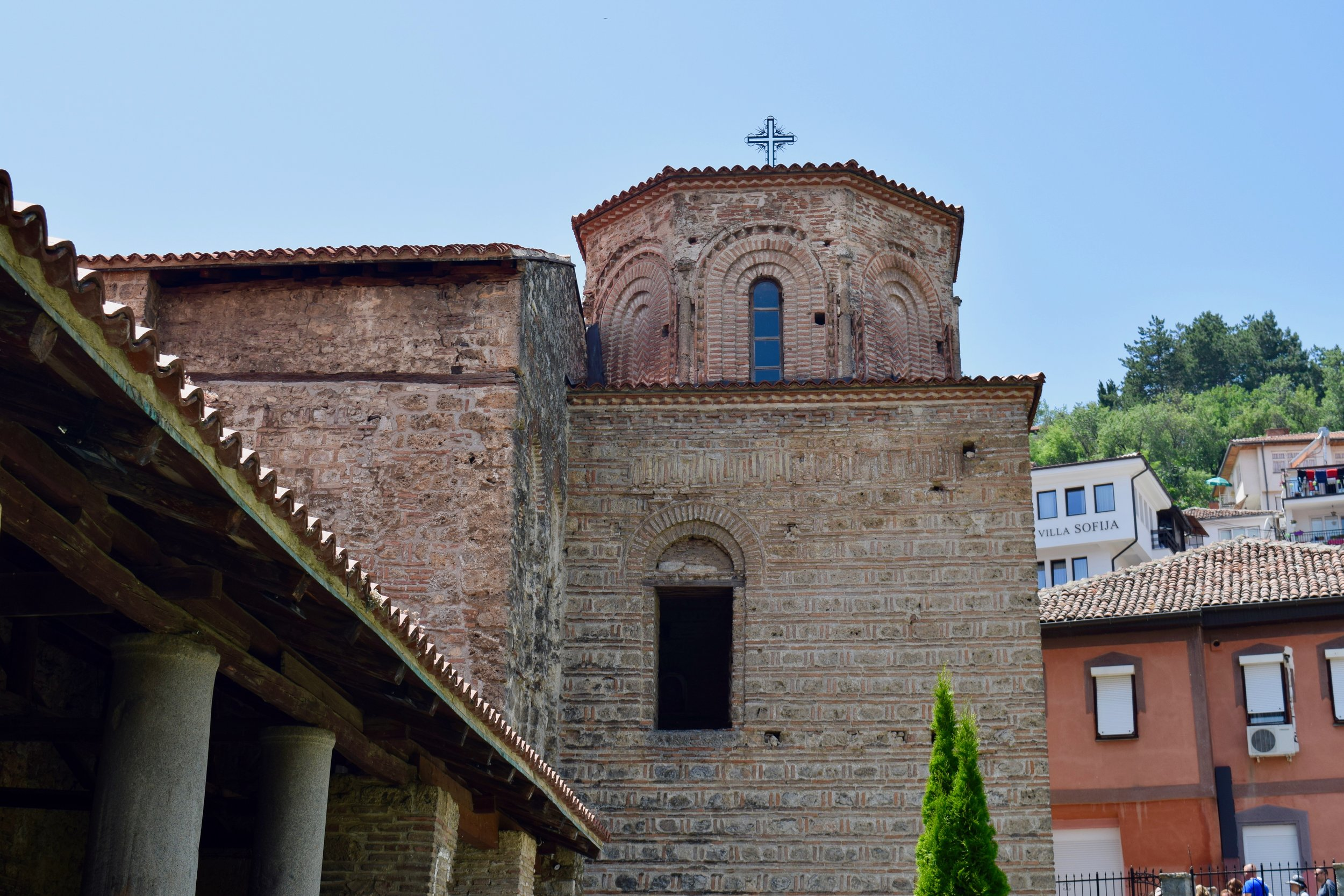 Bell tower of the Church of St. Sophia