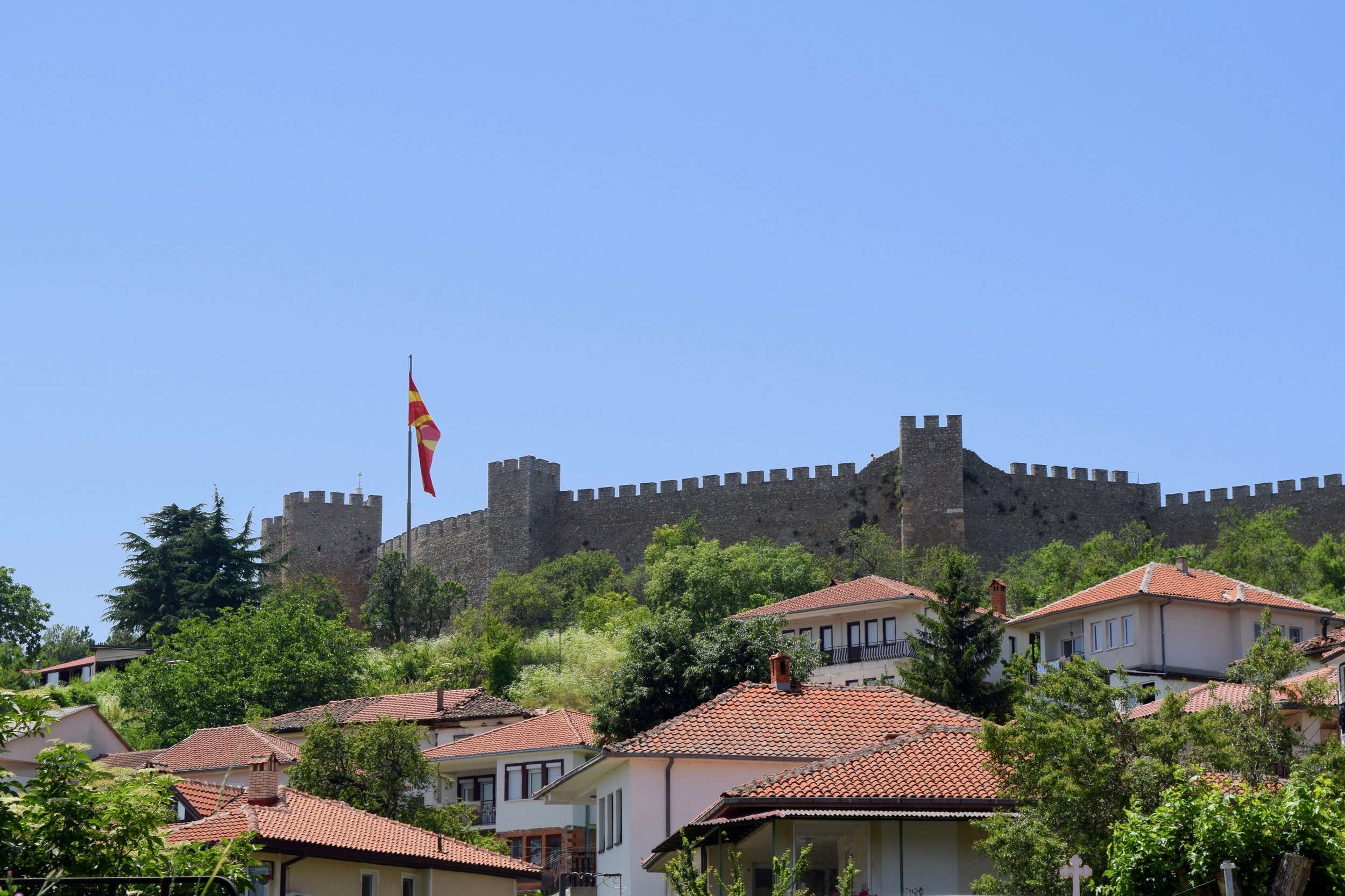 Fortress of Ohrid