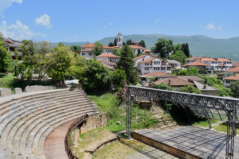 Ancient theatre of Ohrid
