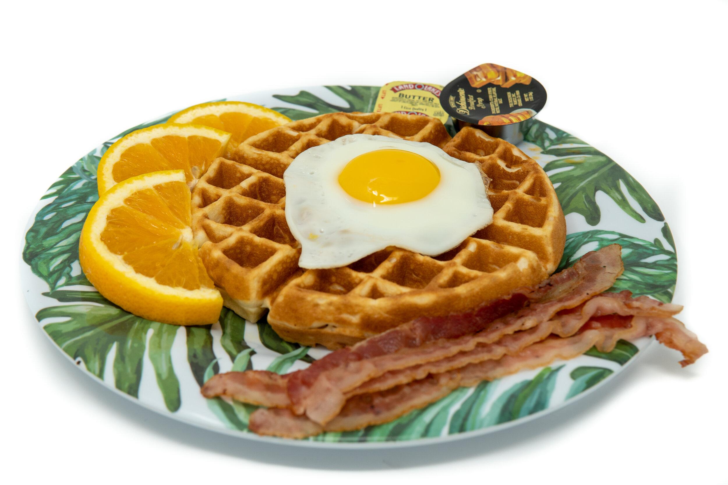 Sunny Waffle