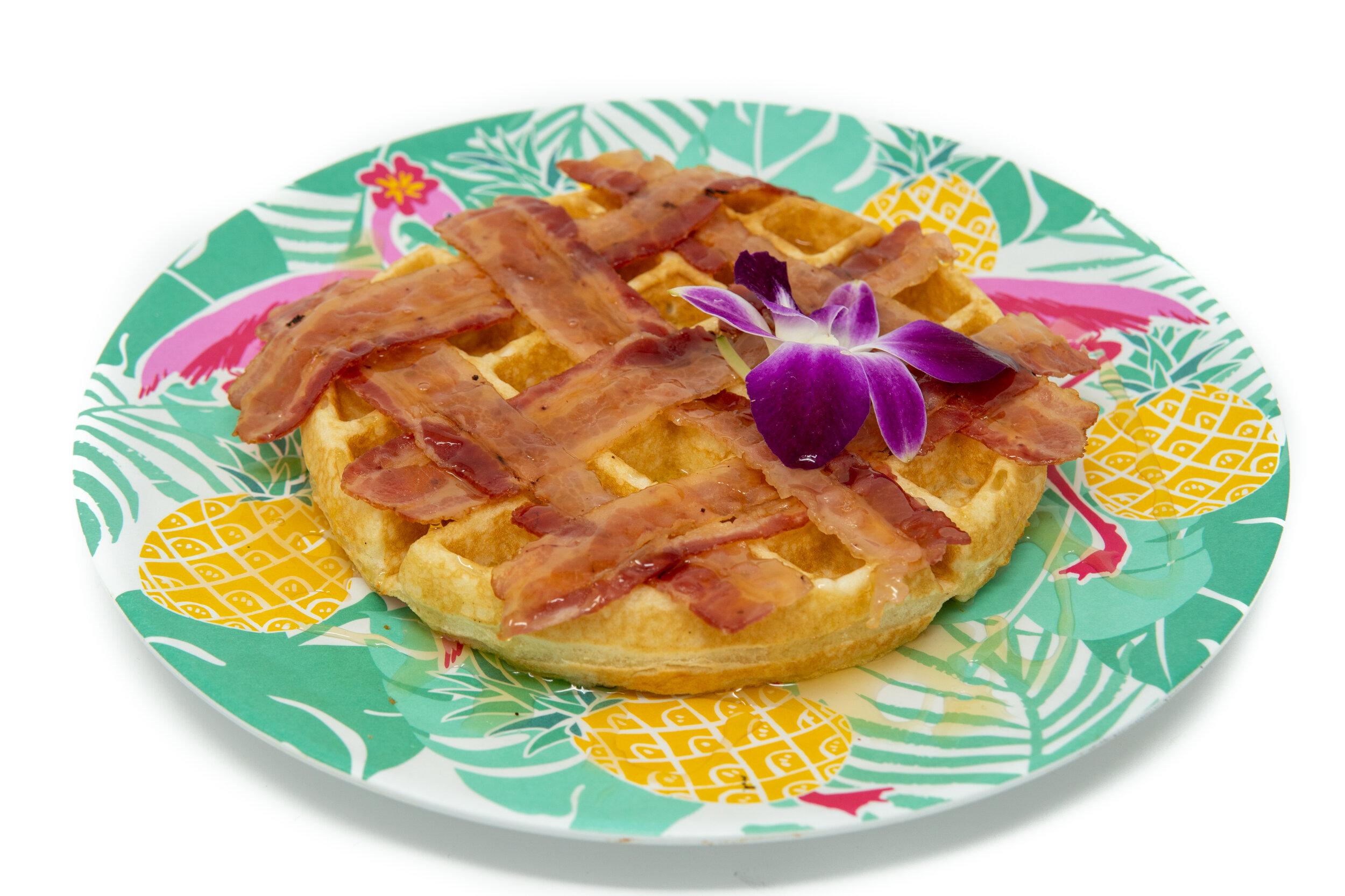 Truffle Waffle