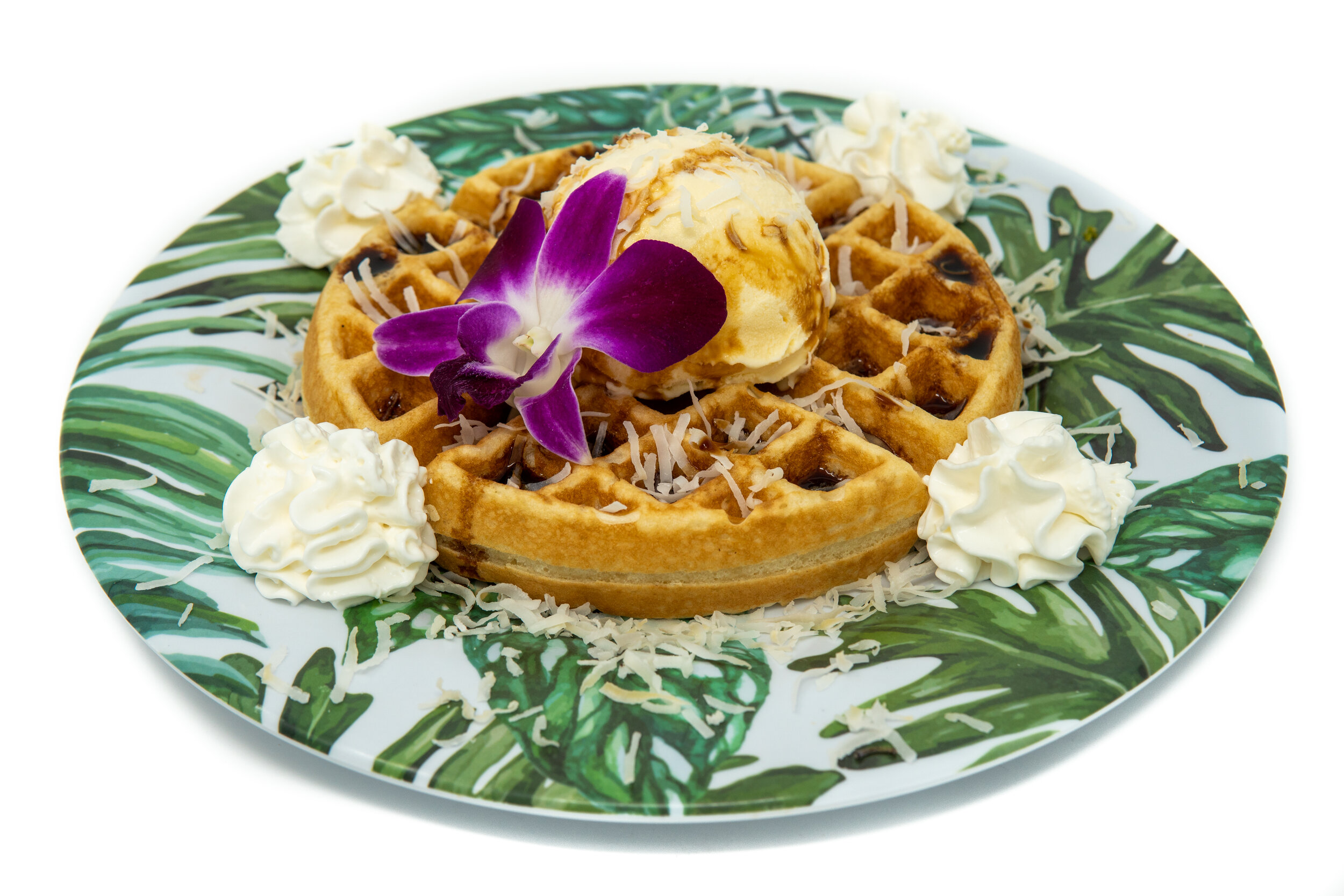 Chai Tea Waffle