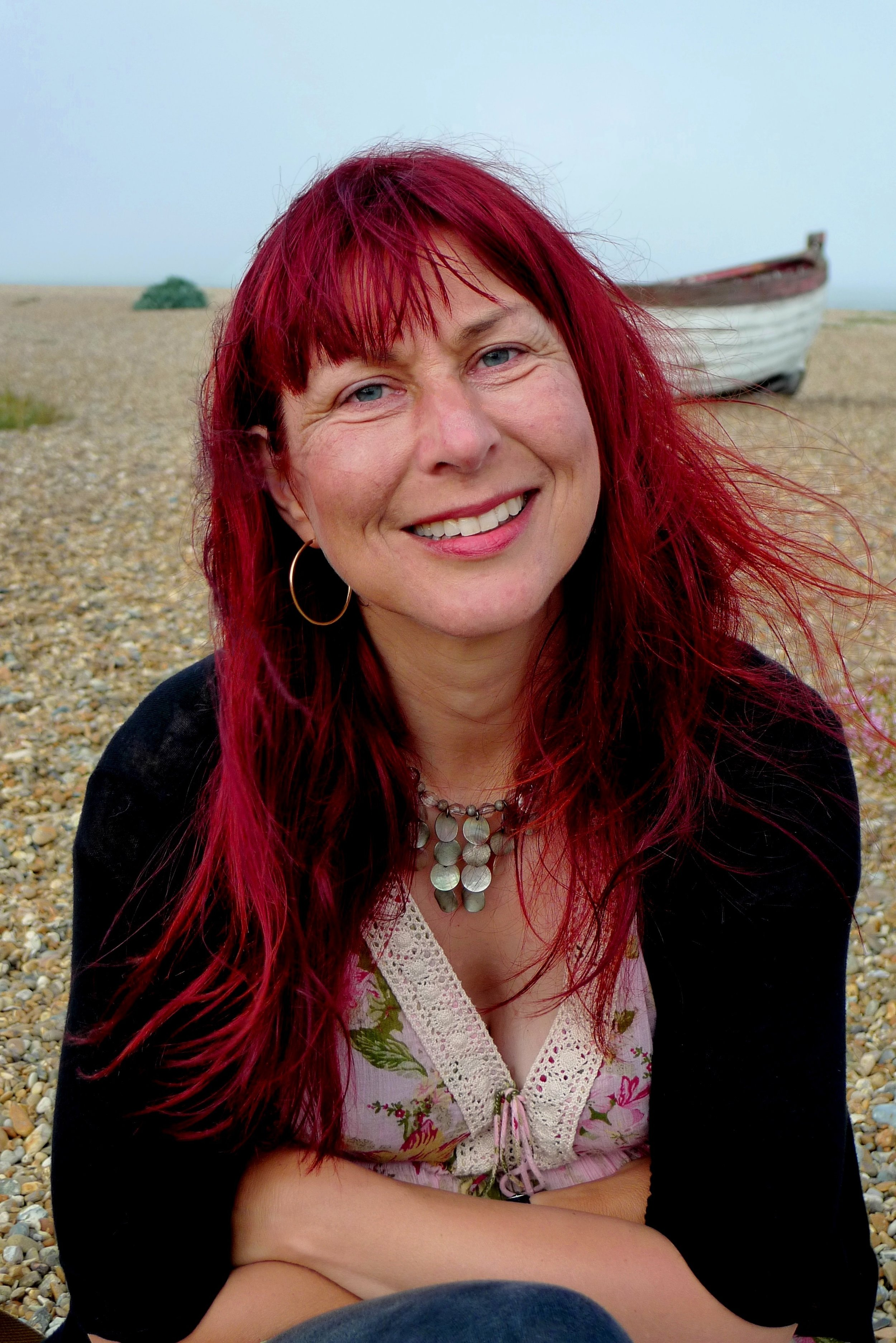 Judith Bridgland I was born in Australia, but I now live in Scotland. I don't have a Suffolk connection specifically, except that I paint and exhibit regularly in galleries in Suffolk generally, and Aldeburgh in particular. I have also painted quite a bit at Walberswick, where Charles Rennie Mackintosh painted (Mackintosh was born and worked here in Glasgow). I am currently working on a commission for a body of work including the cover of a new biography of Sir Michael Tippett, based on scenes of the beach at Aldeburgh.