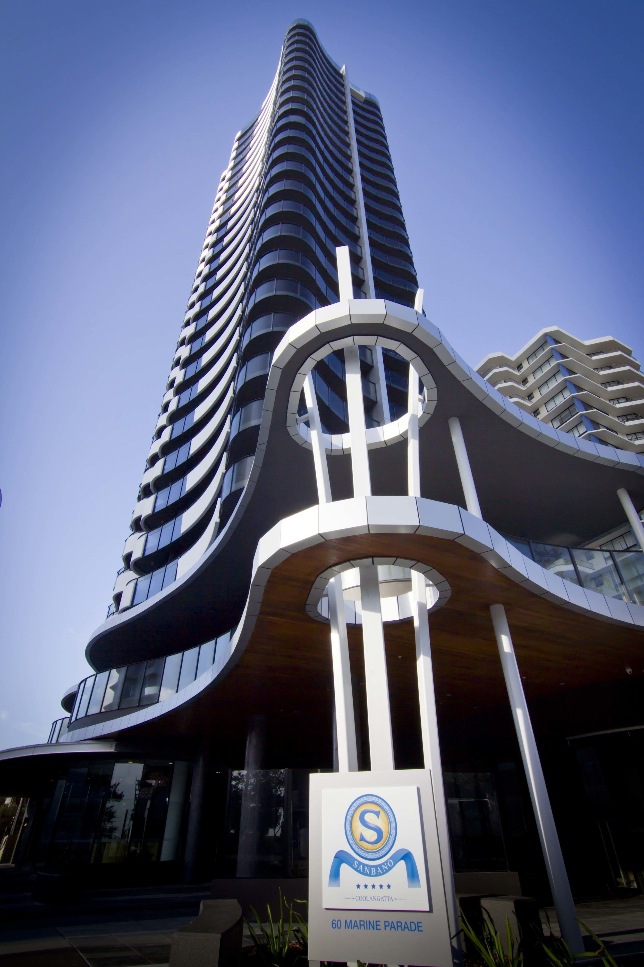 Sanbano Apartments, Coolangatta