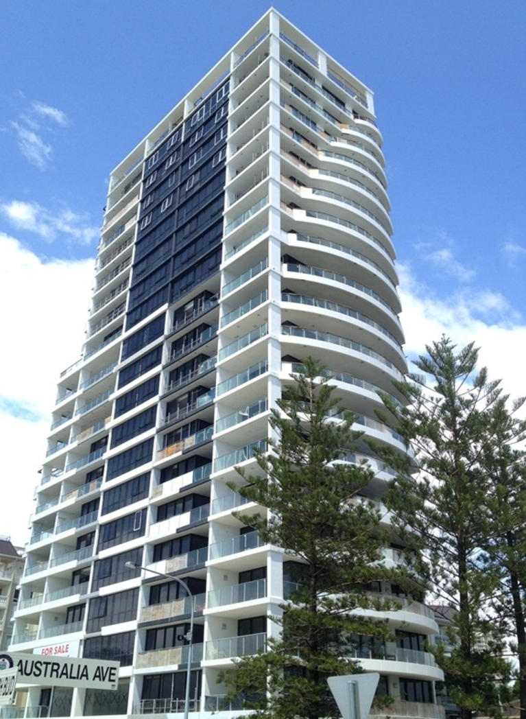 Eclipse Apartments, Broadbeach