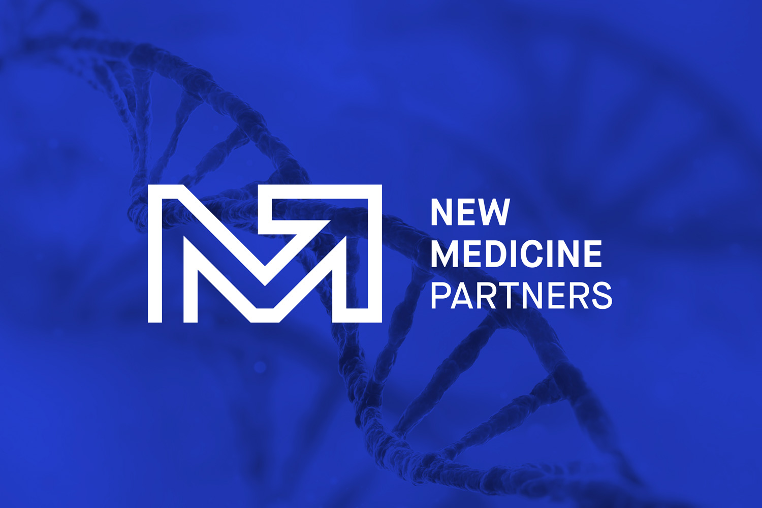 New Medicine Partners - We worked with the founding partners of a start-up who are now developing smart health systems for governments and leaders of health services to develop a brand strategy, identity and website for their launch.View project