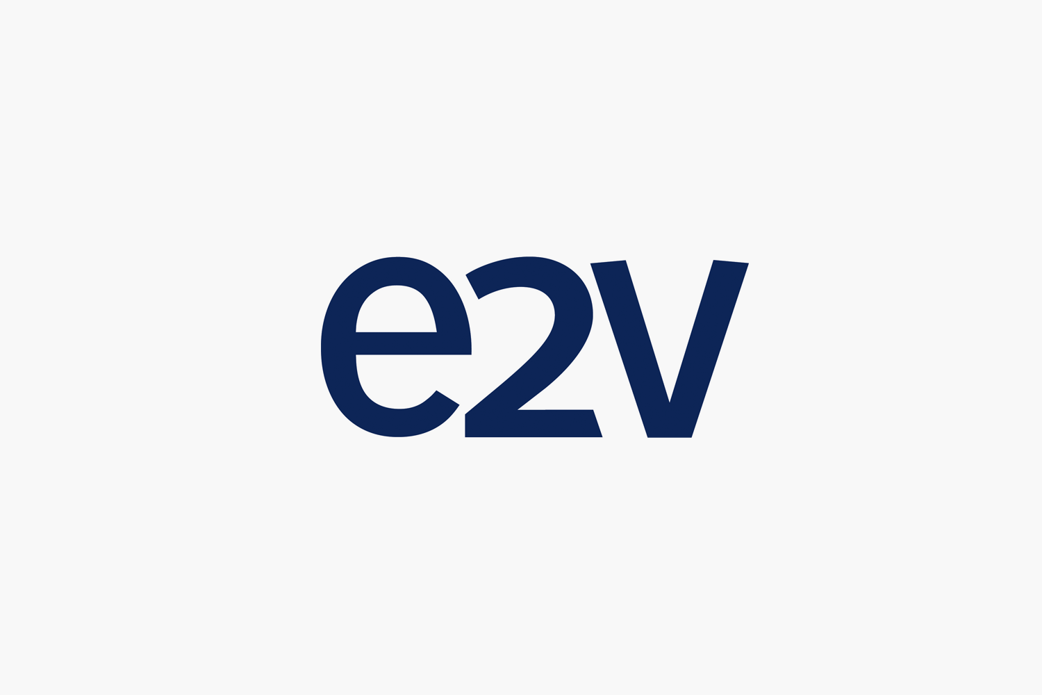 e2v - e2v are a British high tech company with a global presence providing leading edge imaging, sensor and communications technologies. We developed and led a 'Future-Shaping' workshop' for their top team. From this several priority areas were identified, and for each a set of short-term actions, medium-term projects and long-term initiatives.View project