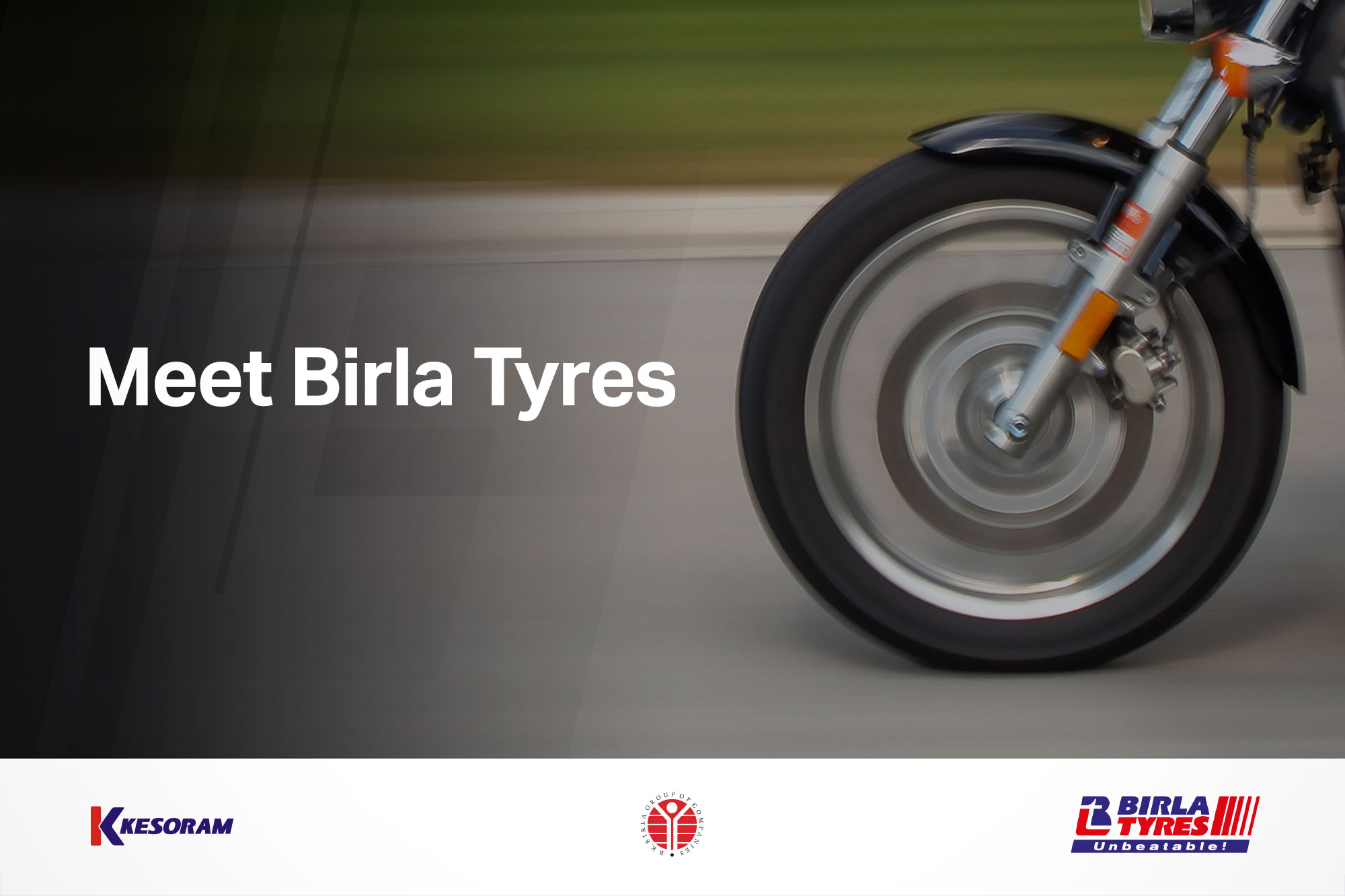 Birla Tyres - A new visual language and website to help Birla Tyres update their image in the marketplace.View project