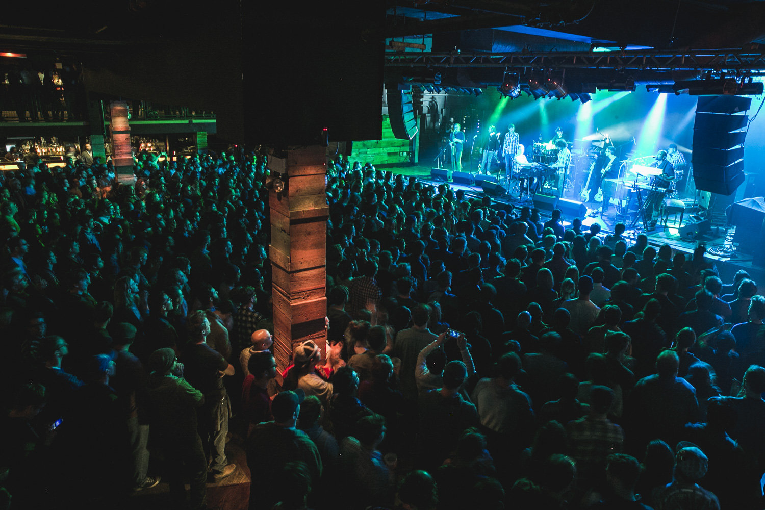 Snarky Puppy at Concord Music Hall