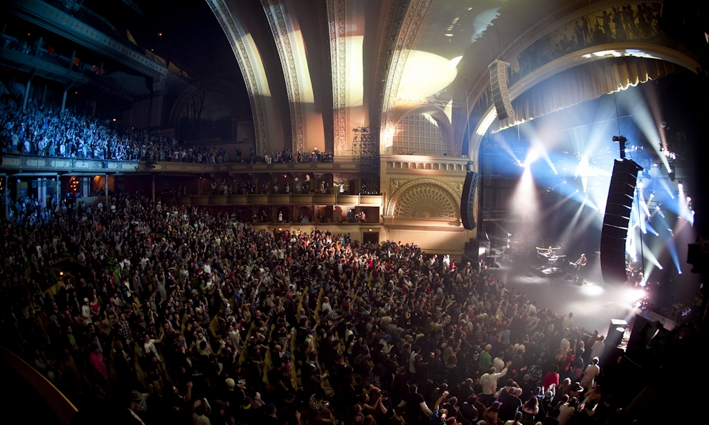 The Disco Biscuits NYE Auditorium Theatre