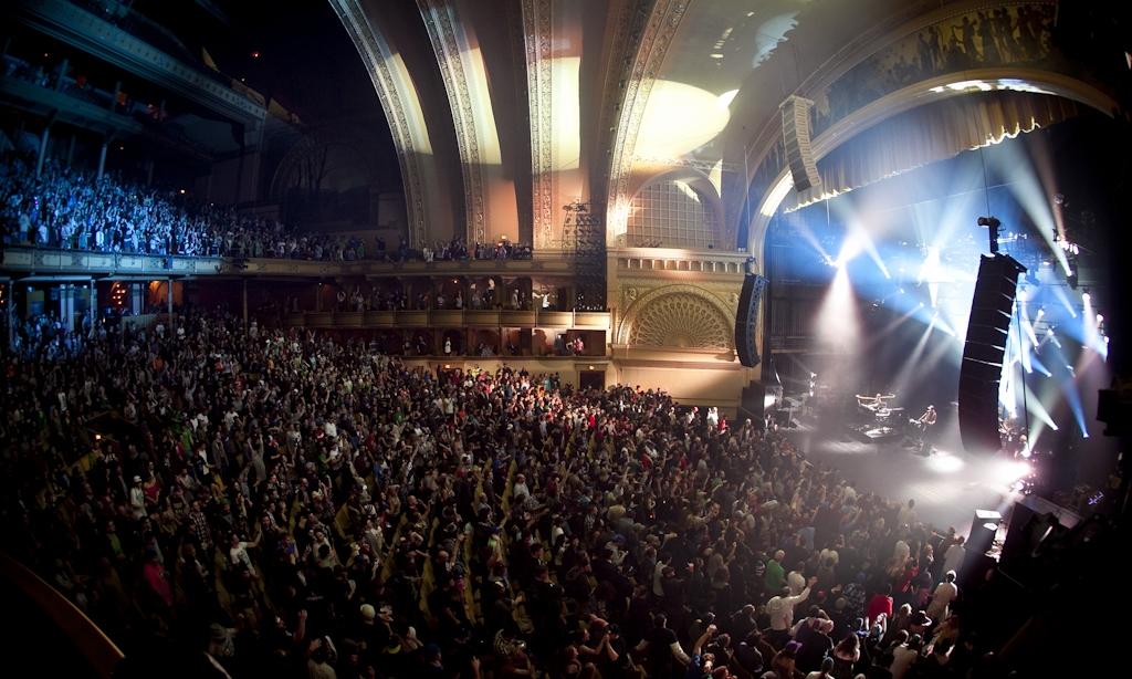 The Disco Biscuits NYE Auditorium Theatre