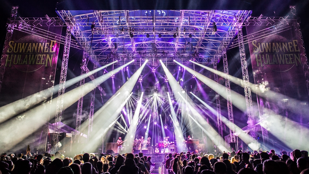 The String Cheese Incident at Hulaween